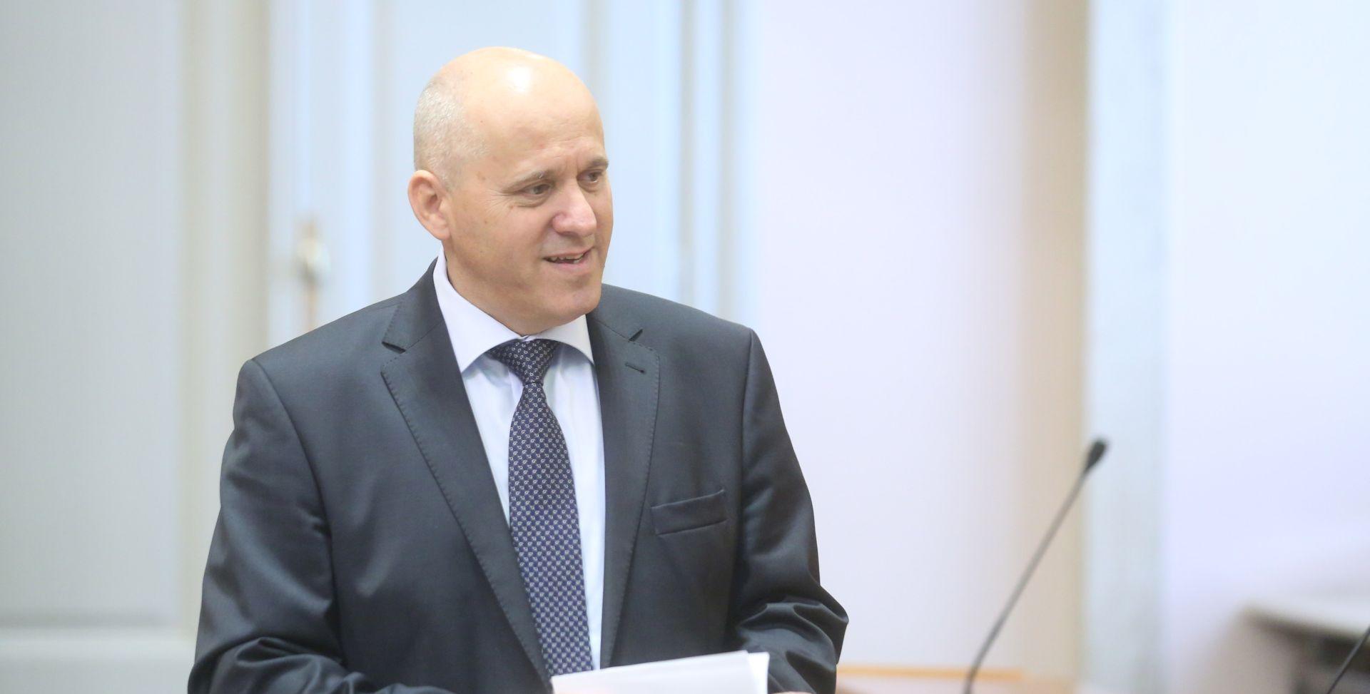 """BAČIĆ """"Kandidat za guvernera HNB-a najkasnije do ponedjeljka"""""""