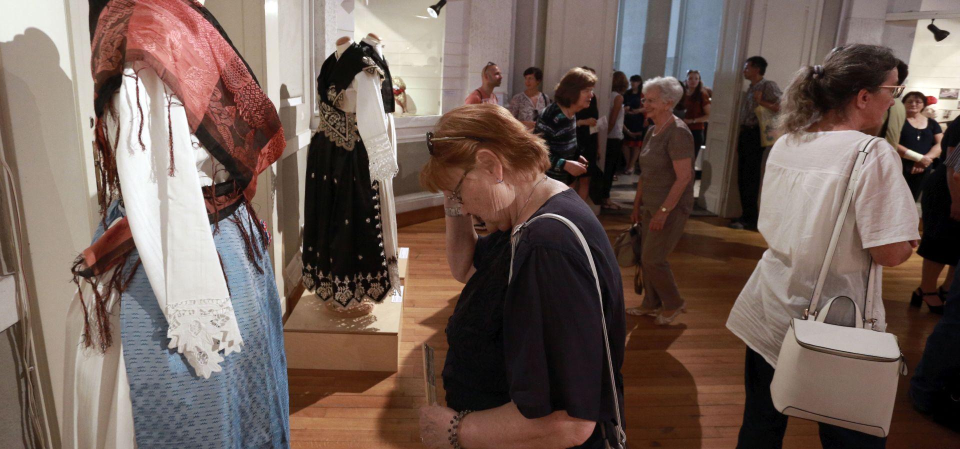 """U Etnografskom muzeju otvorena izložba """"Baština i migracije"""""""
