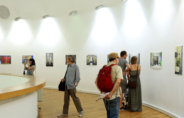 """U HDLU otvorena izložba """"(Ne)postojanost prostora: Prostori naracije i imaginacije"""""""