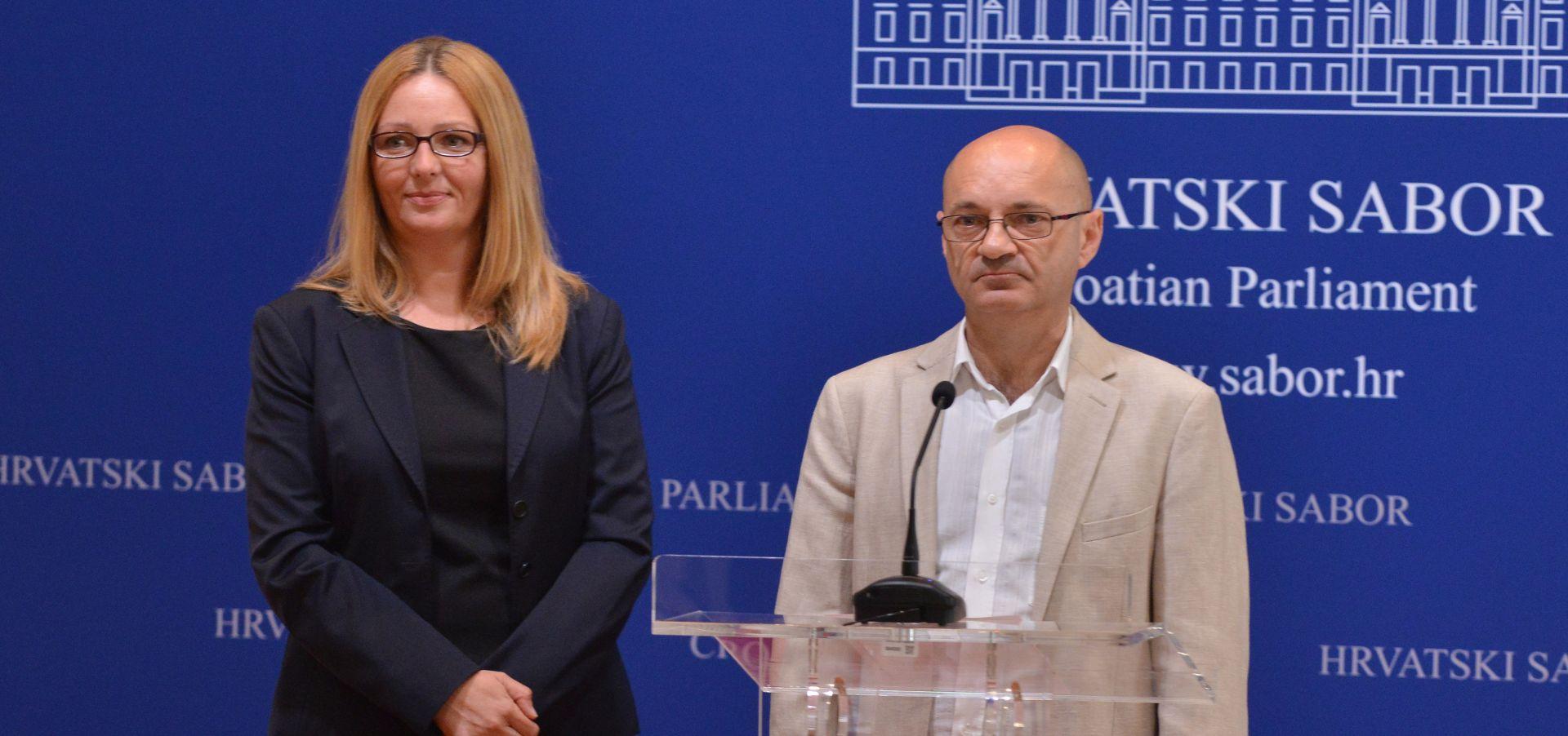 """ALEKSIĆ """"Martina Dalić je elementarna nepogoda"""""""
