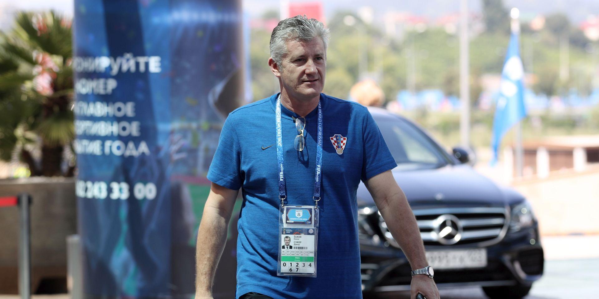 Šuker čestitao FIFA-i na organizaciji SP-a, Boban mu odgovorio