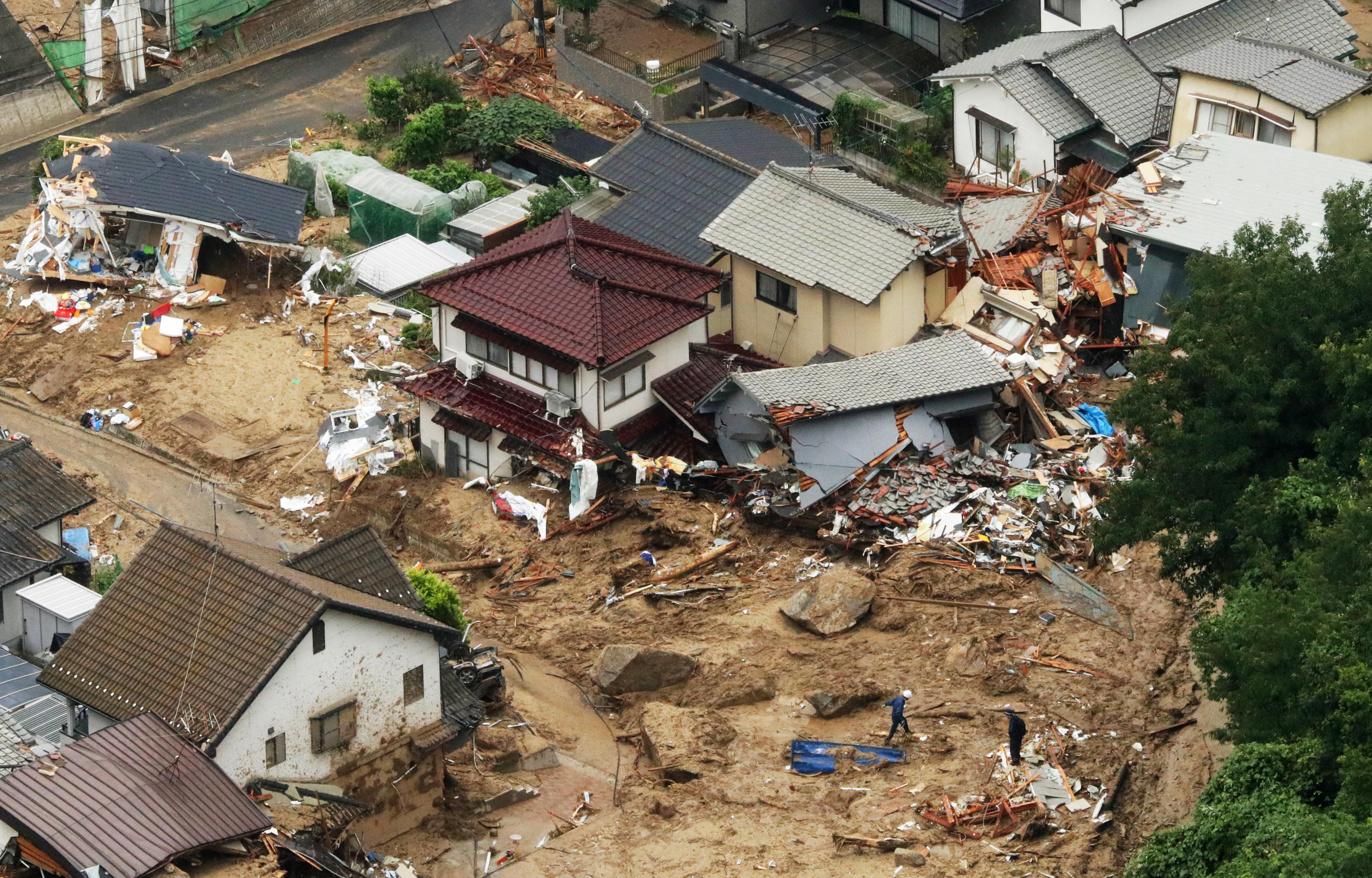 Raste broj poginulih u poplavama u Japanu