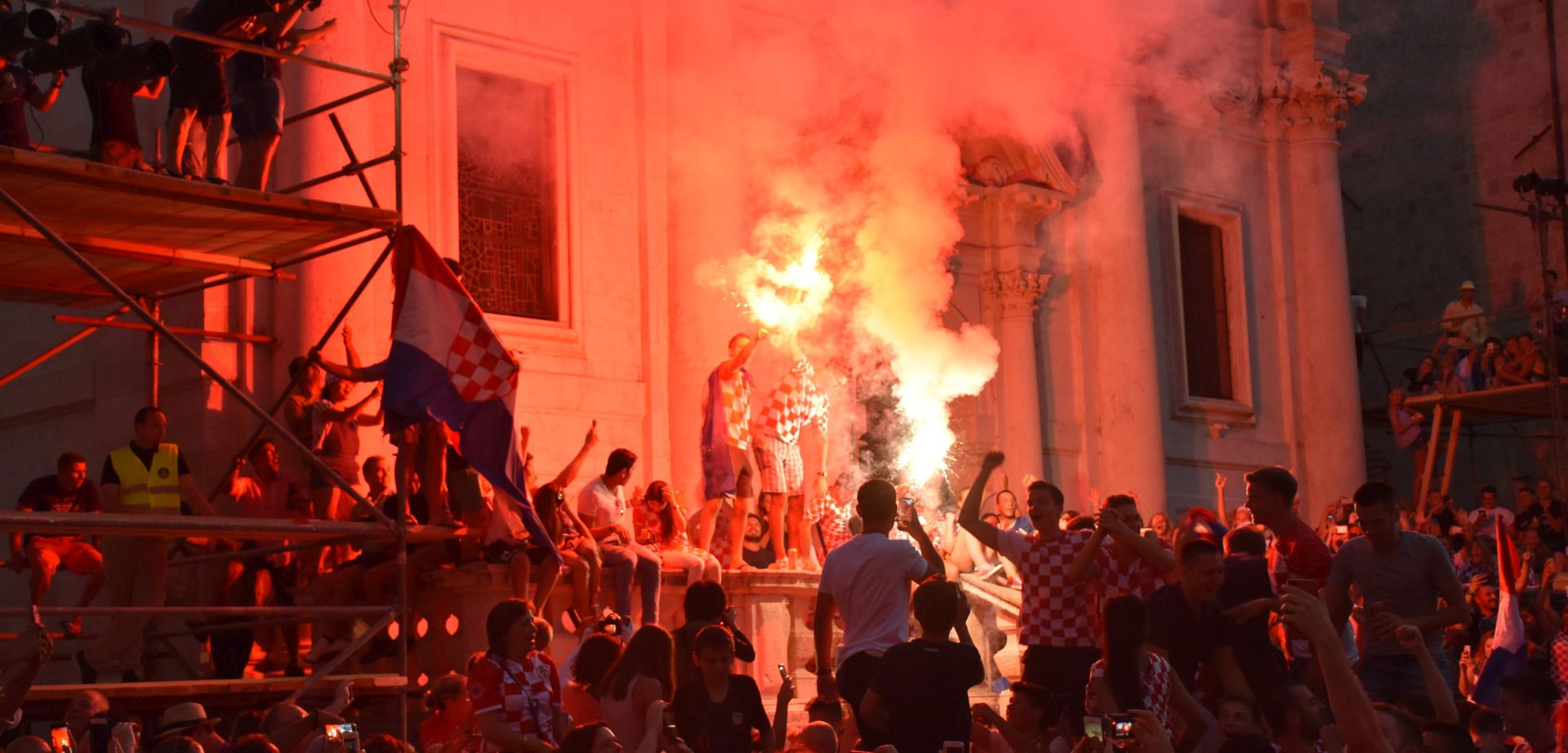 "APEL VATROGASACA ""Slavimo uz Vatrene, ali bez požara"""
