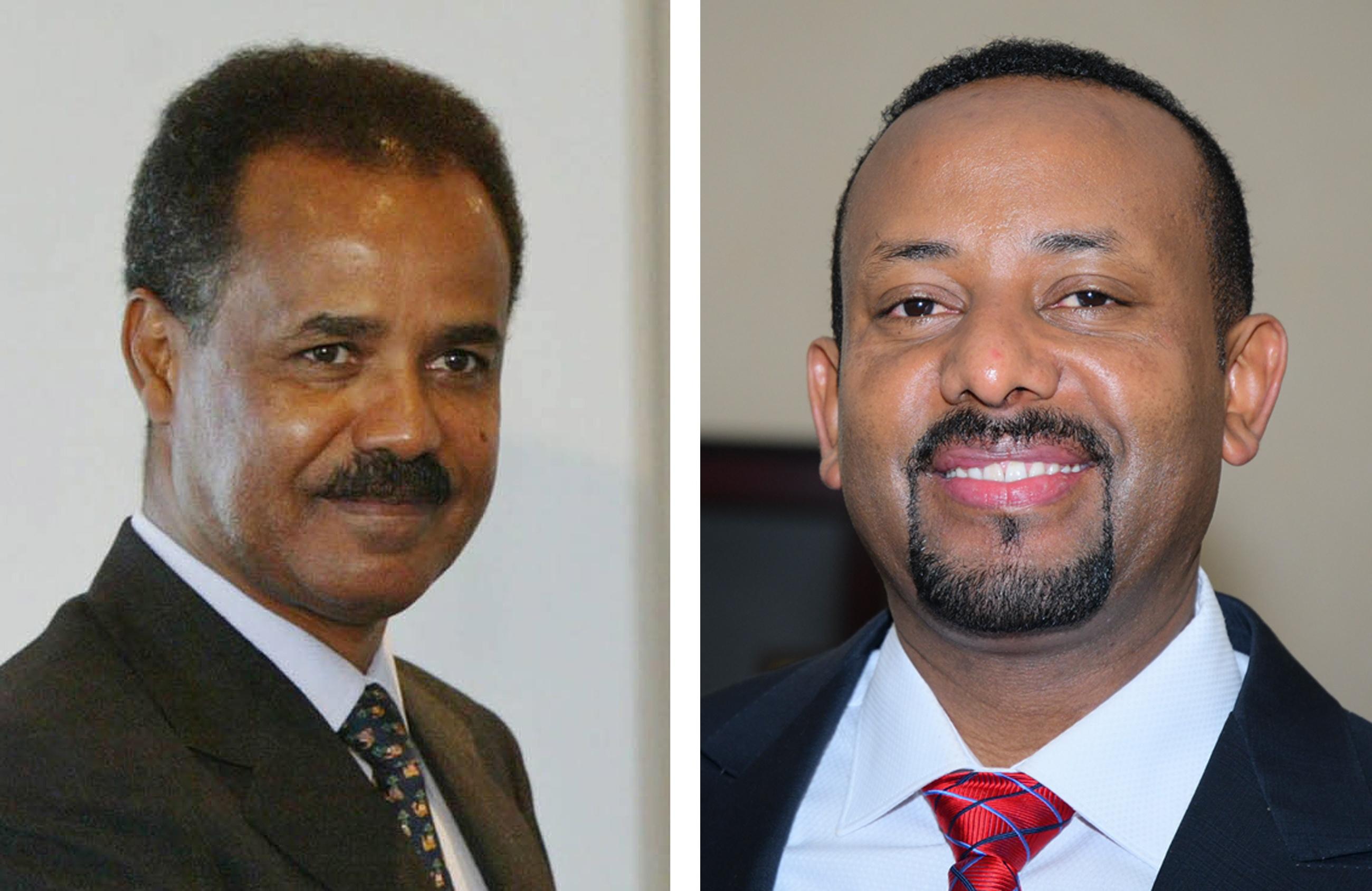 Povijesni sastanak čelnika Etiopije i Eritreje nakon godina neprijateljstva