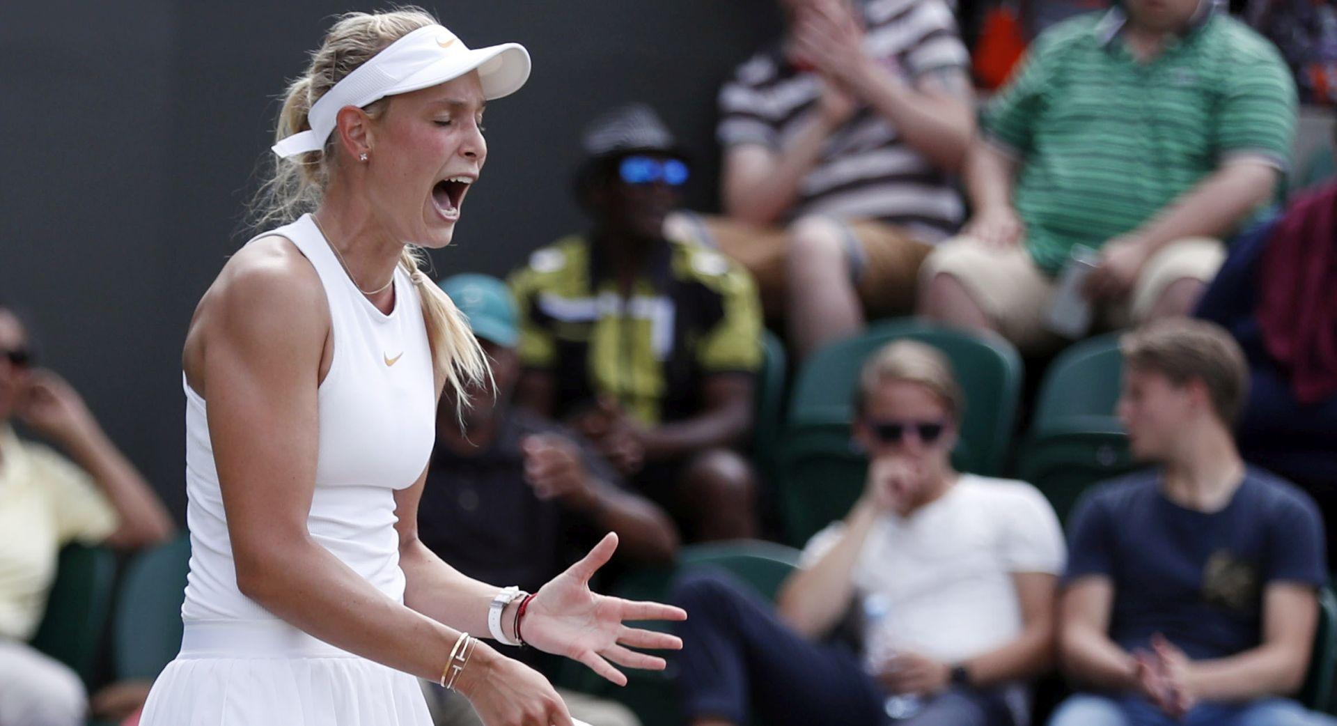 WTA LJESTVICA Vekić na 47. mjestu, Kerber opet u Top 5