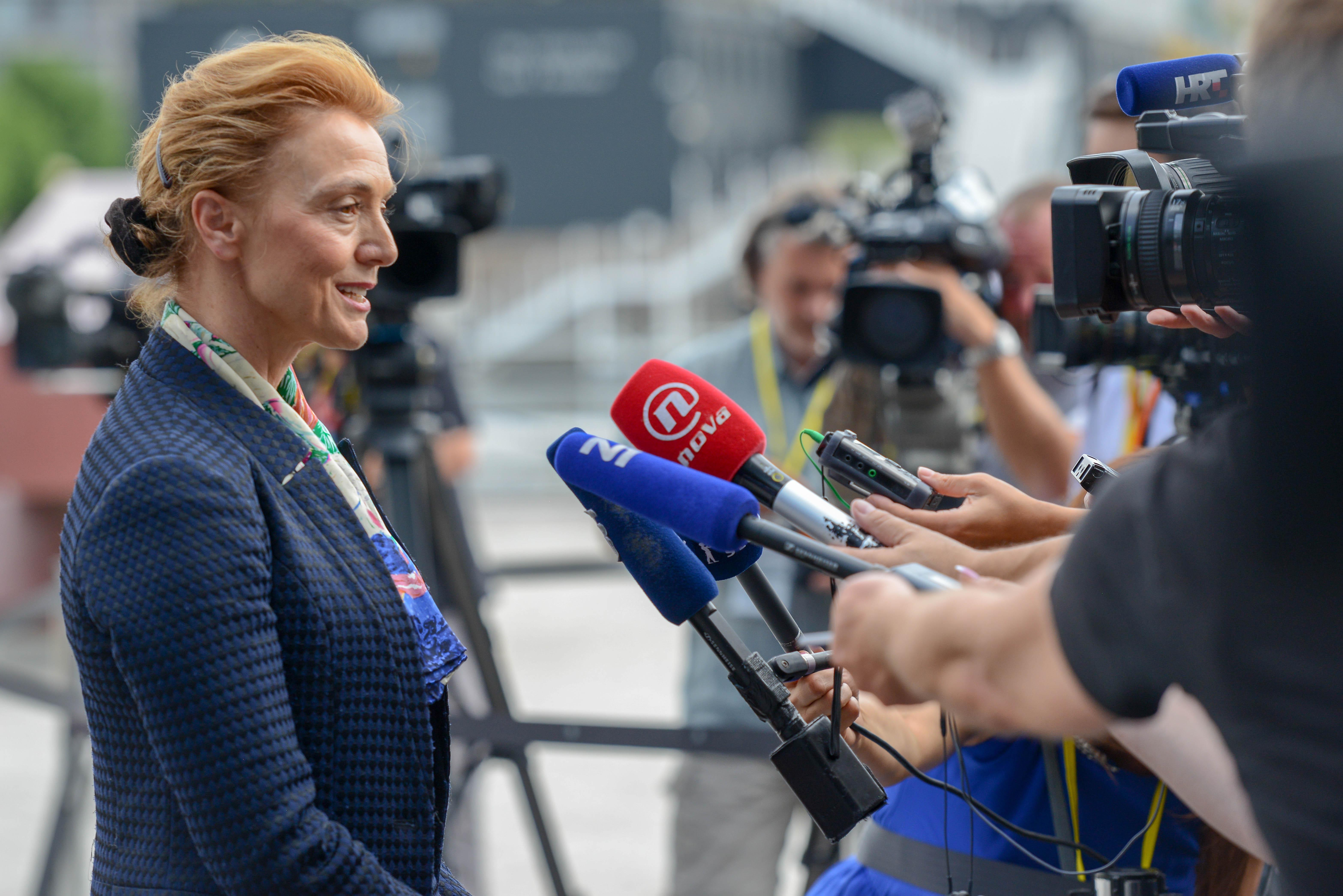 """PEJČINOVIĆ BURIĆ """"U interesu nam je da sve zemlje jugoistočne Europe što prije uđu u EU"""""""
