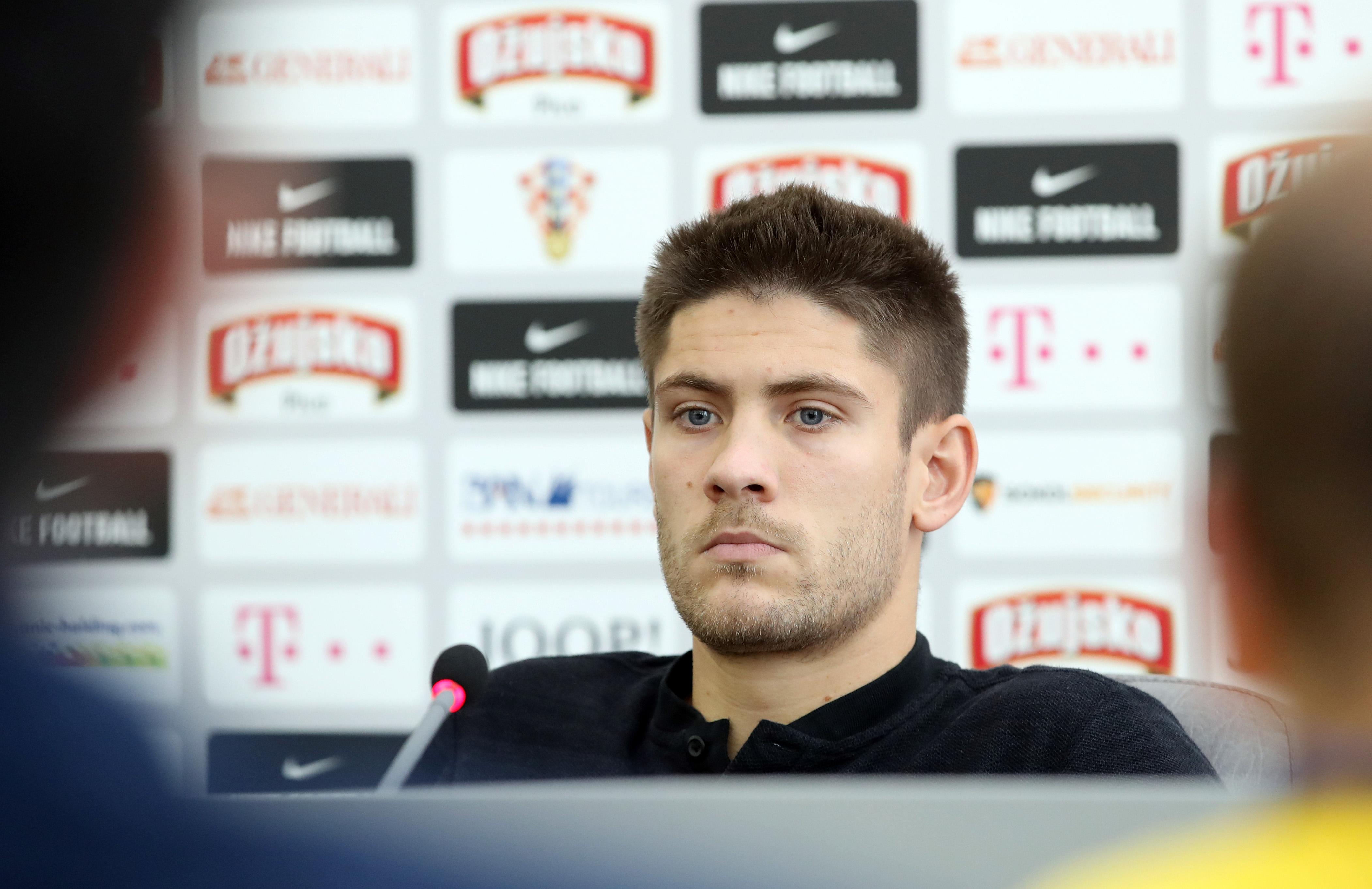 """KRAMARIĆ """"Sanjamo finale, nadam se da ćemo imati više sreće od Engleza"""""""