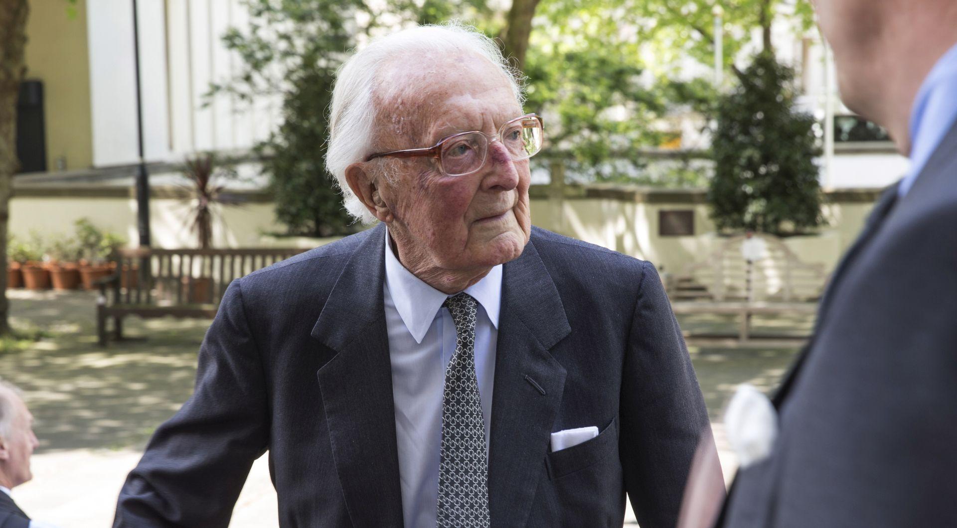 Lord Carrington umro u 99. godini