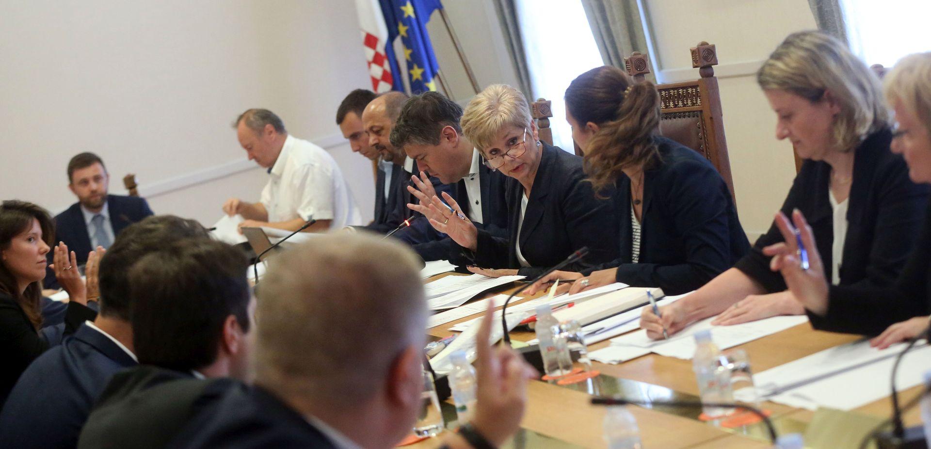 Odbor za financije podržao Vujčića za guvernera HNB-a