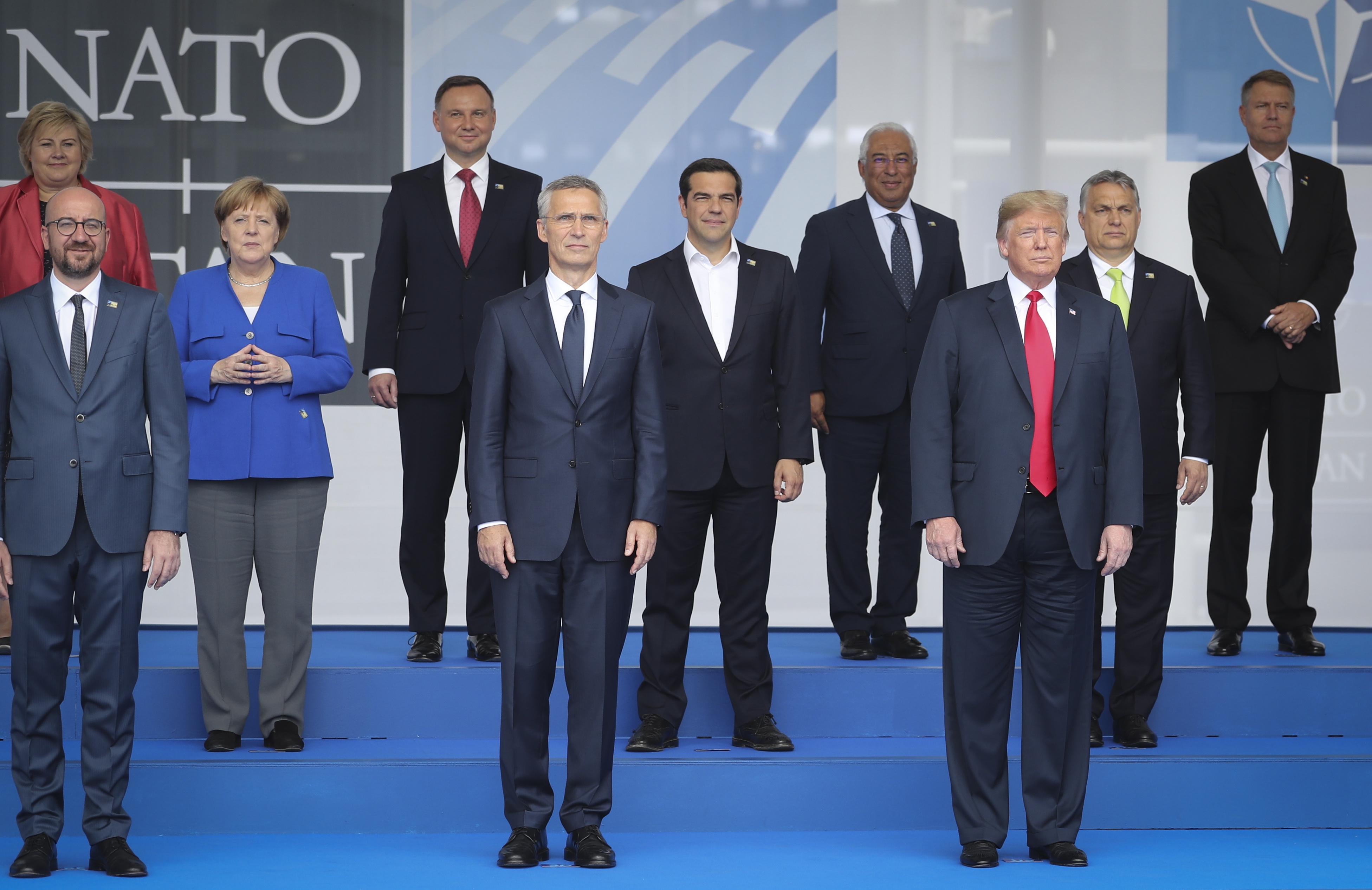 """TRUMP """"Imamo izvrsne odnose s kancelarkom Merkel"""""""