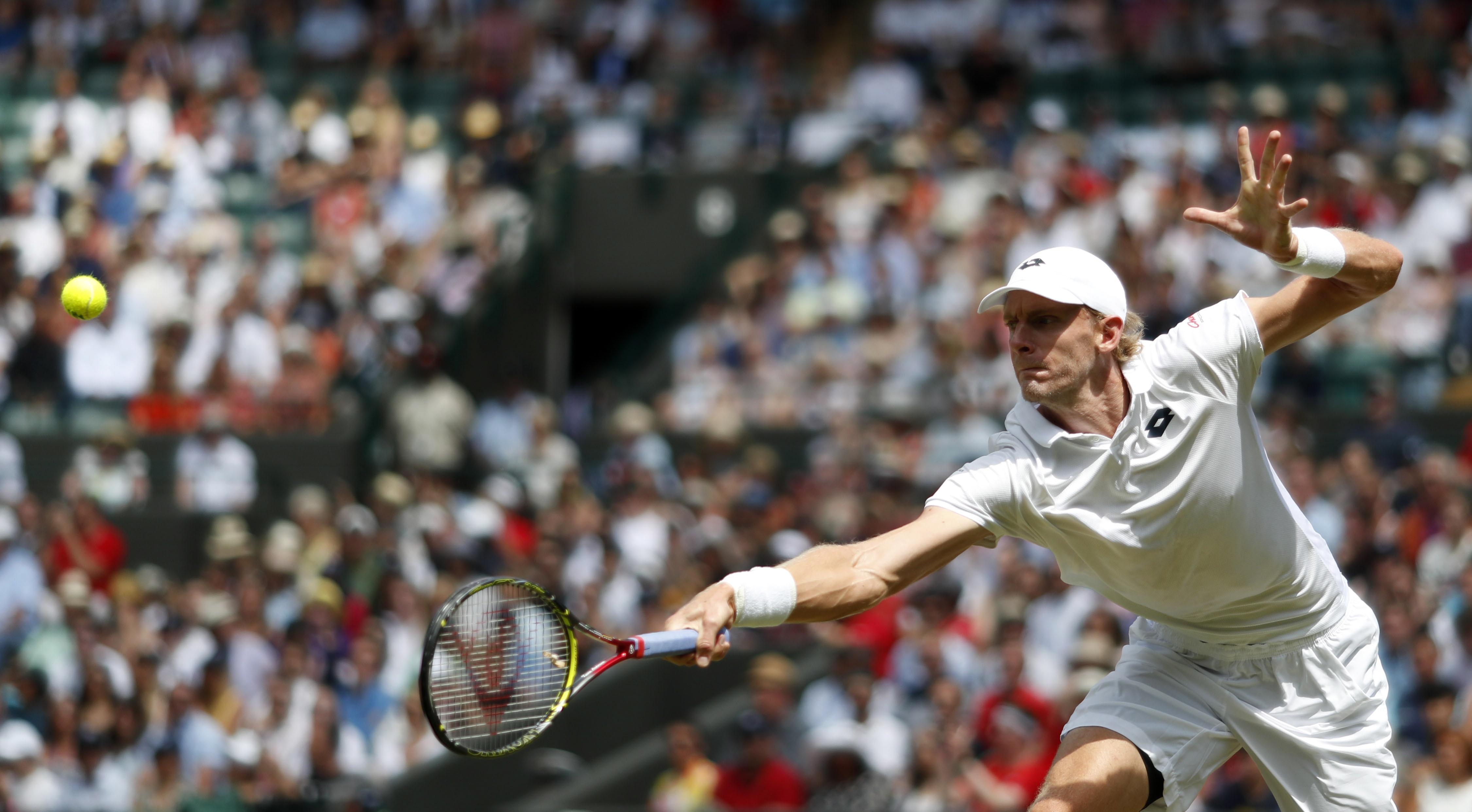 Anderson nakon maratonskog meča u finalu Wimbledona