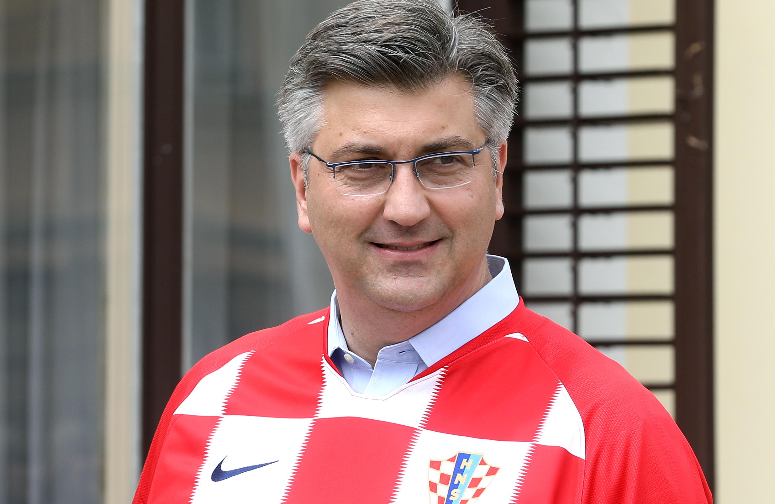 Plenković pozvao poslodavce da zaposlenicima omoguće prisustvovanje dočeku Vatrenih