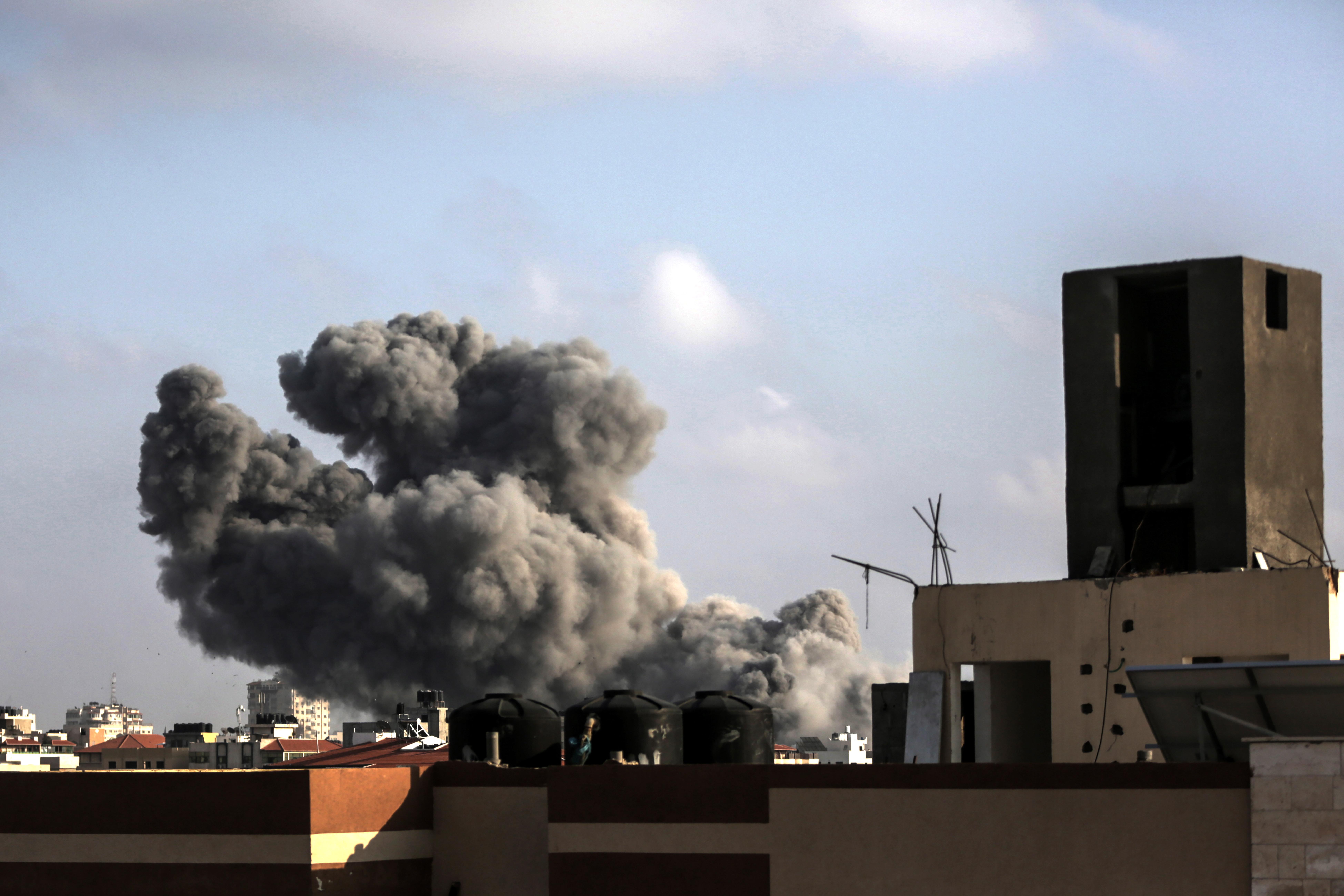 Četiri Palestinca i jedan Izraelac poginuli najnovijem sukobu u pojasu Gaze