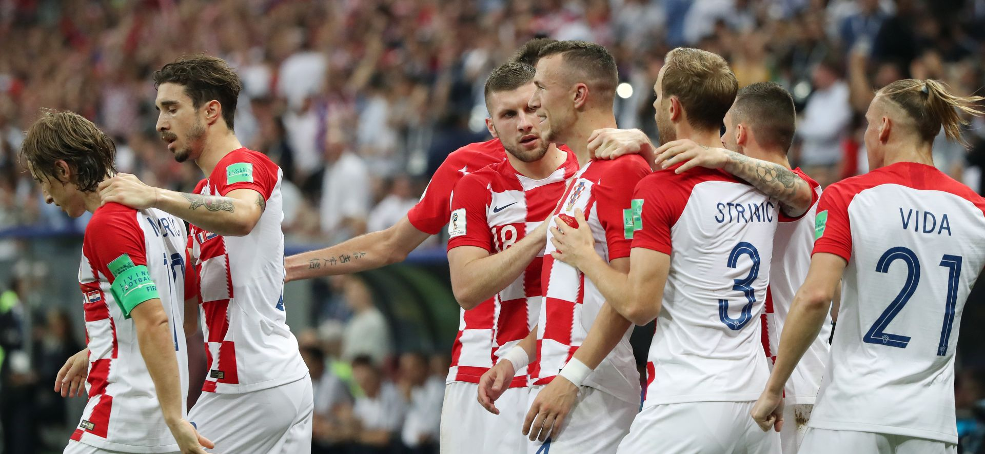 REKORD U HRVATSKOJ LUTRIJI Najviše oklada na utakmicu Hrvatska-Rusija