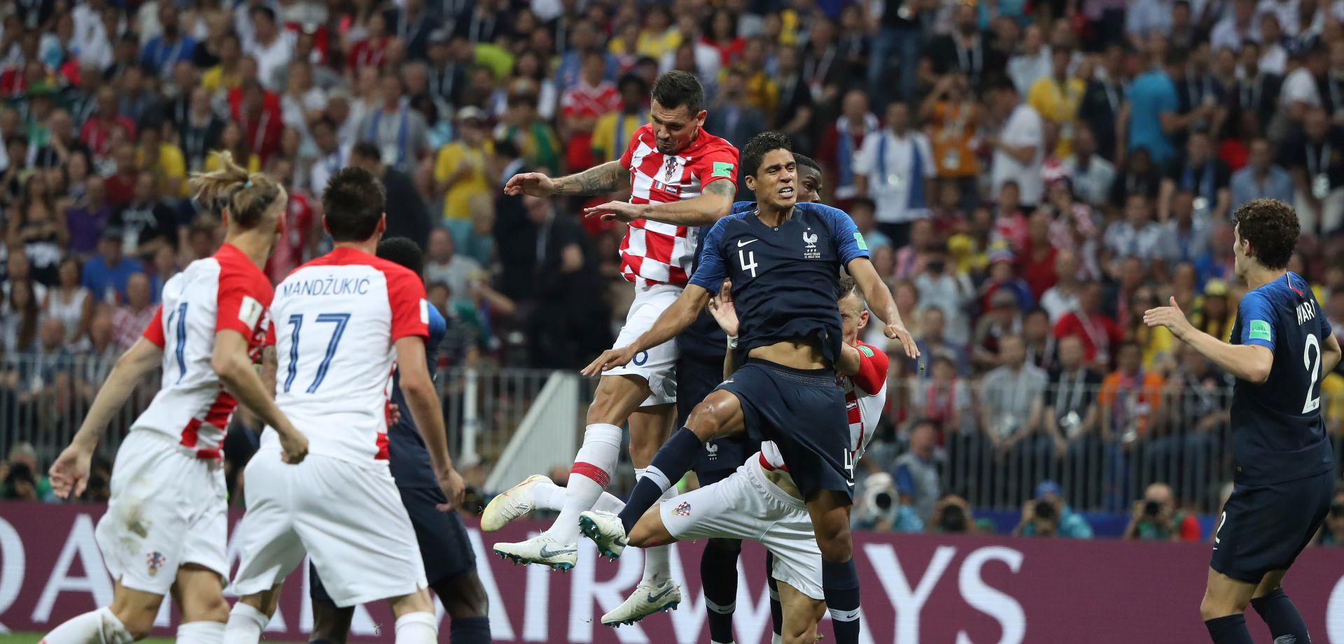 BIH MEDIJI Spektakularno finale i povijesni uspjeh hrvatskih nogometaša