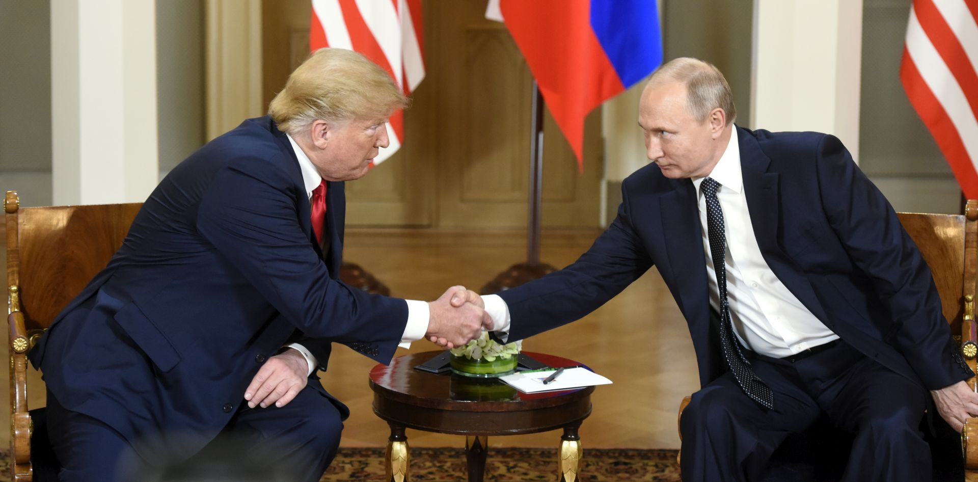 Američki senator Rand Paul dostavio Trumpovo pismo Putinu