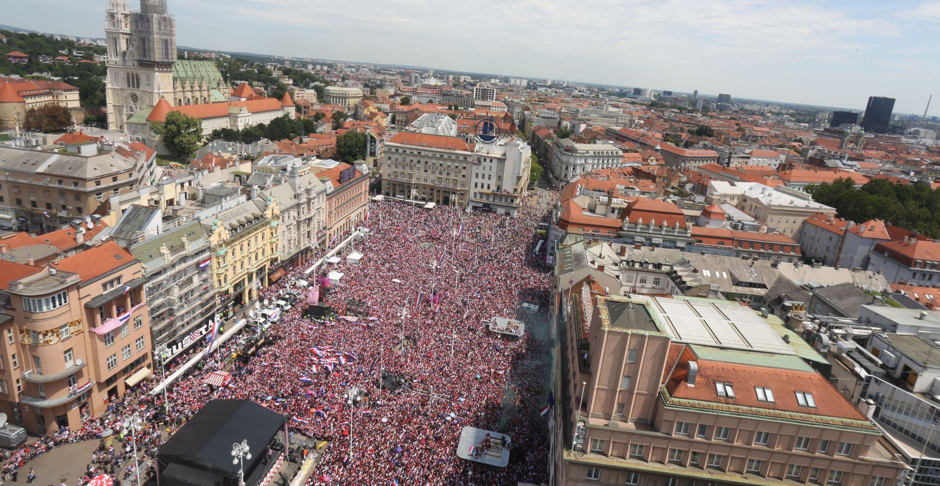 Uspjeh 'Vatrenih' povećao turističku potražnju za Hrvatskom