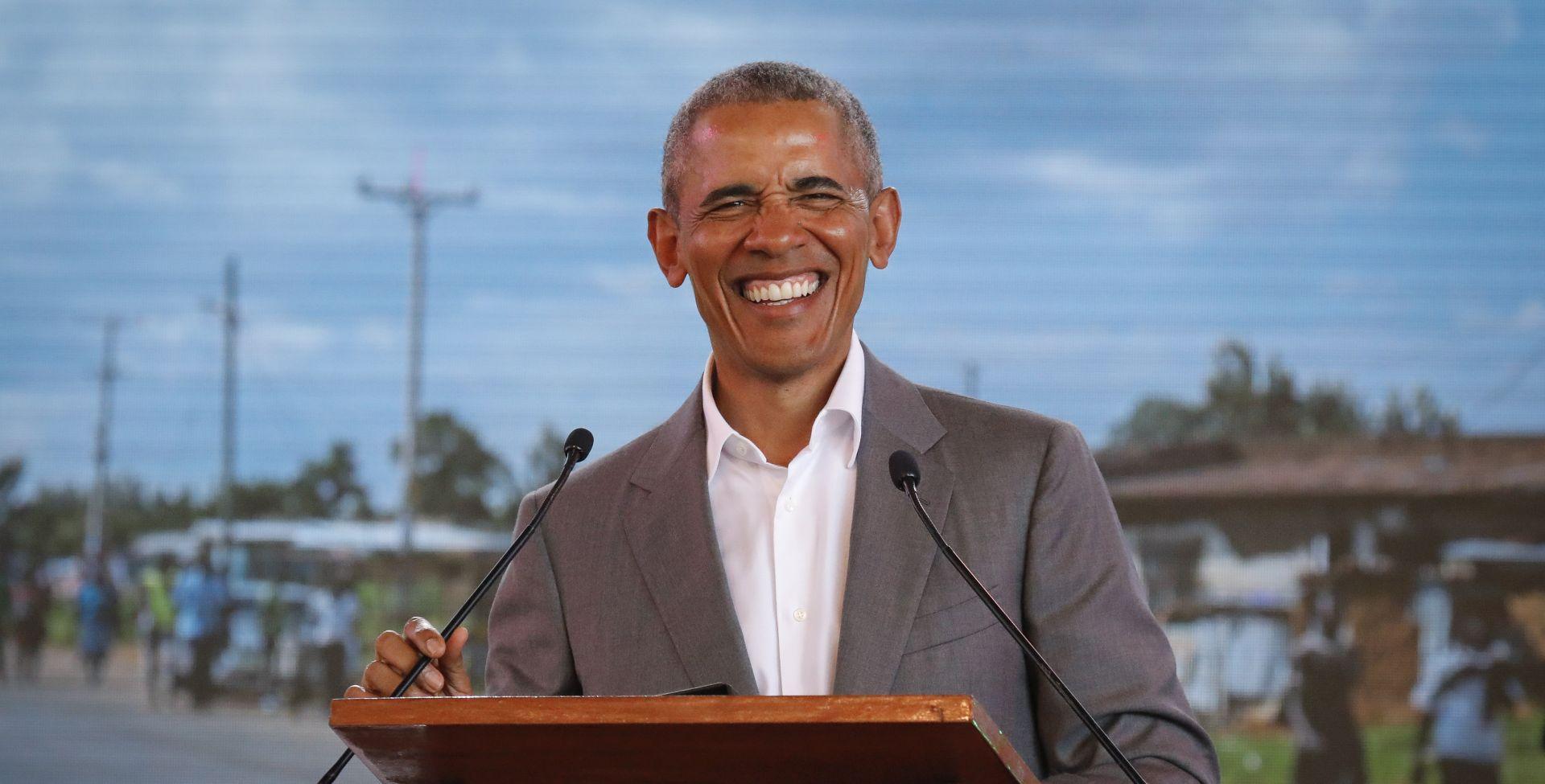 Obama na obilježavanju stogodišnjice rođenja Nelsona Mandele