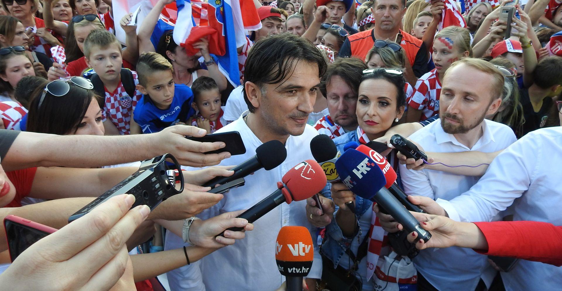 ODLAZI ILI OSTAJE Dalić dobio dvije nevjerojatne ponude?