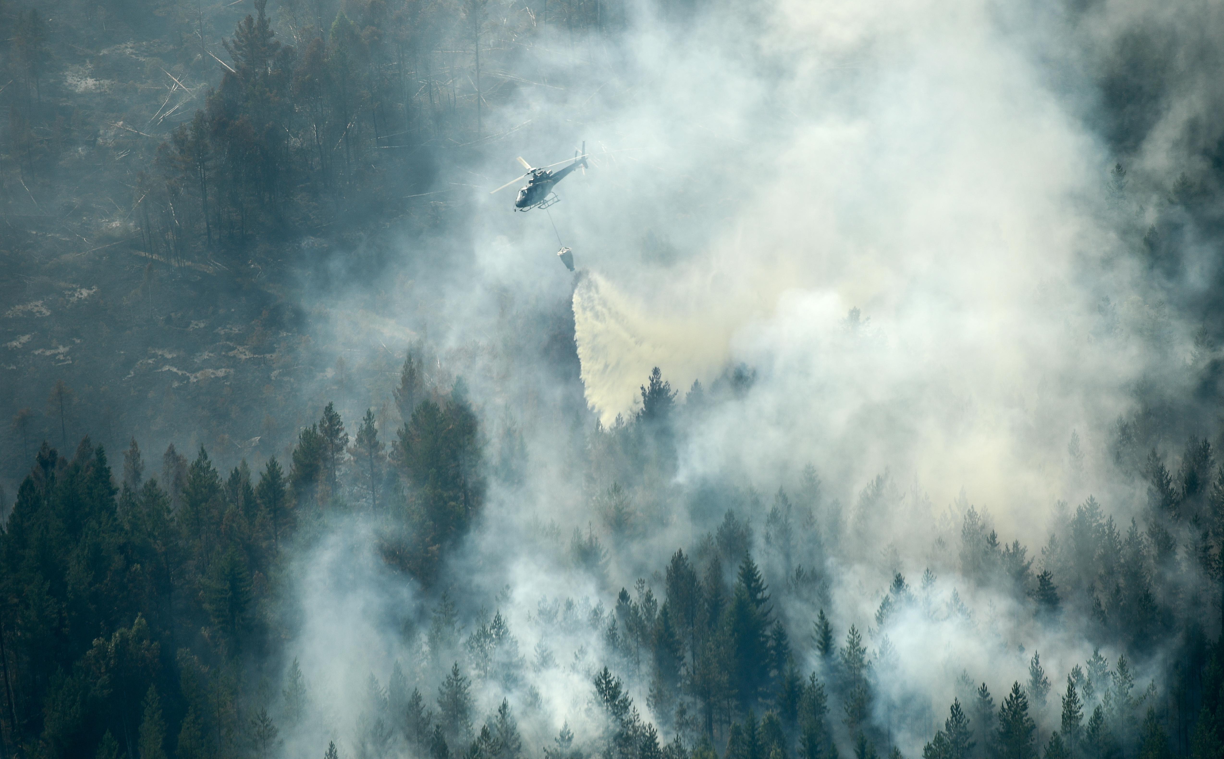 EU će pomoći Švedskoj u borbi s požarima