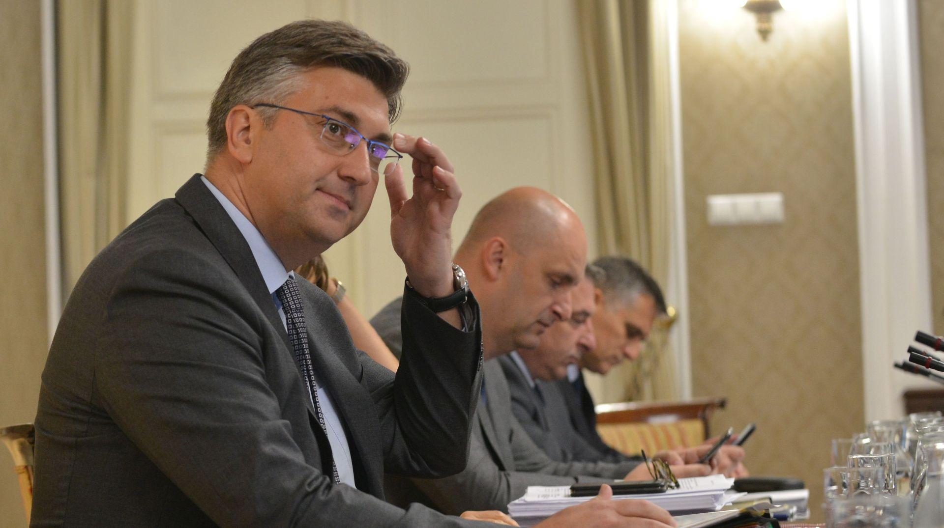 SAVJET ZA SLAVONIJU Plenković i ministri danas u Vinkovcima