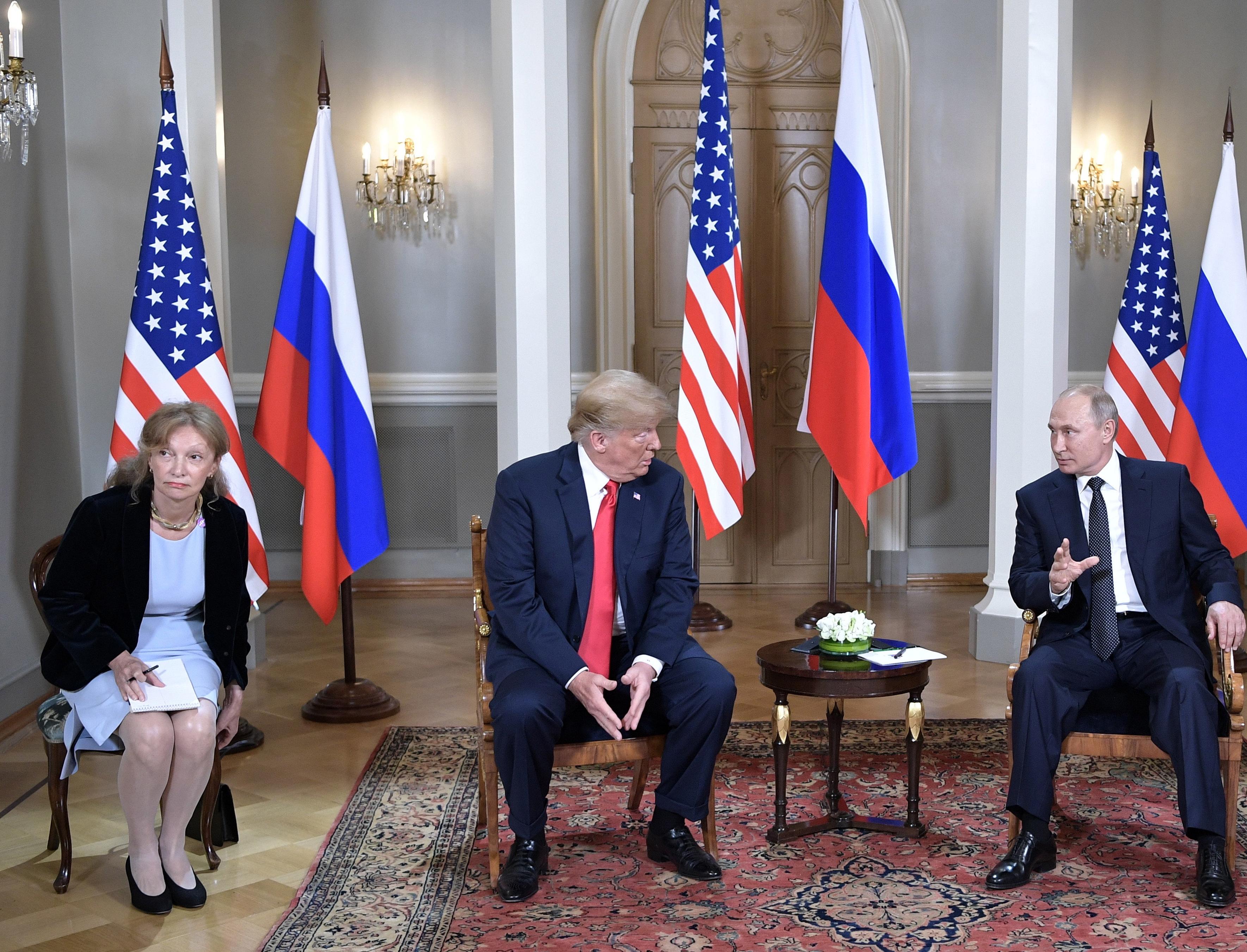 """Trump ipak odbio """"izvanredan"""" Putinov prijedlog za ispitivanje obavještajaca"""