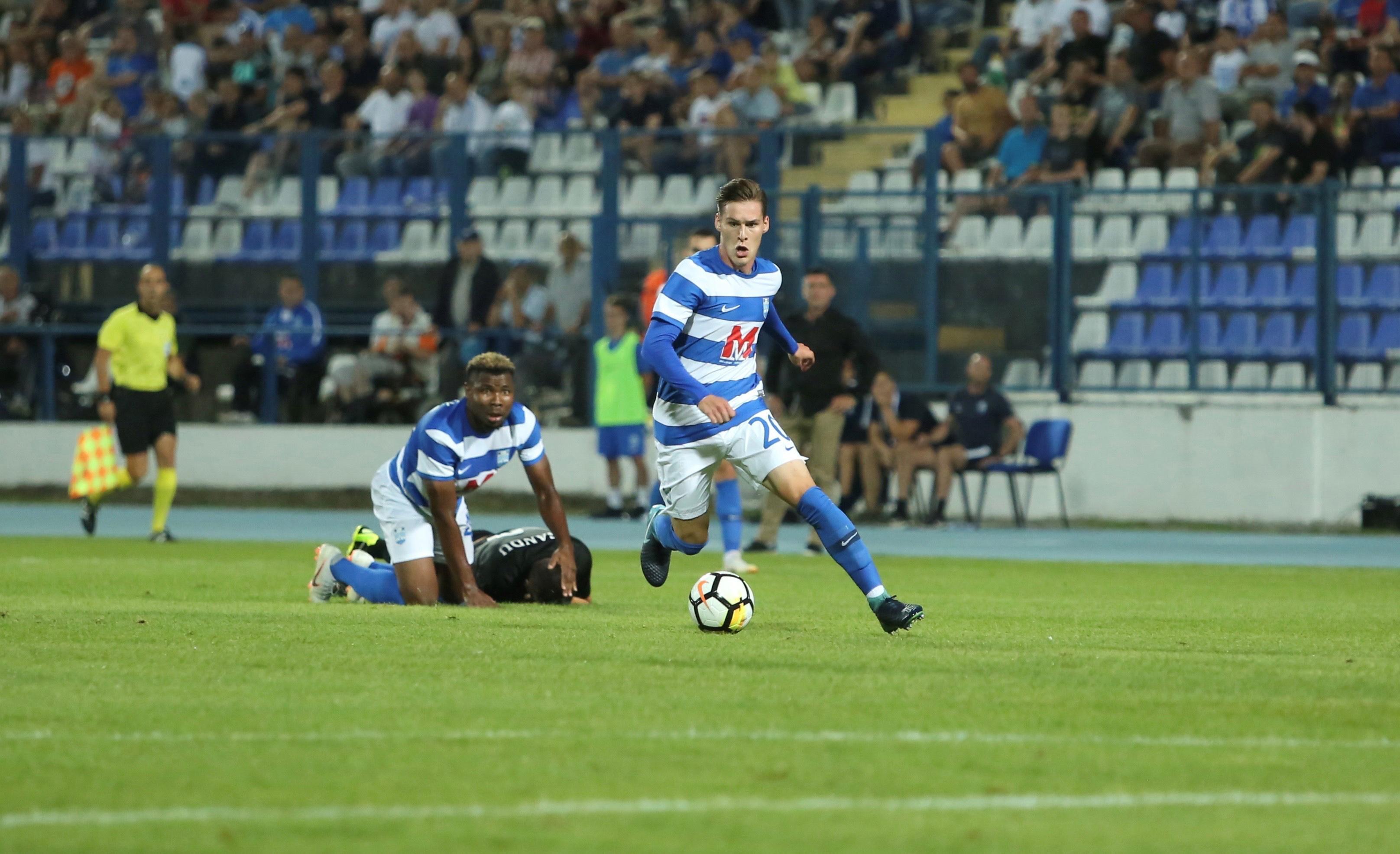 Osijek – Slaven Belupo 1-1