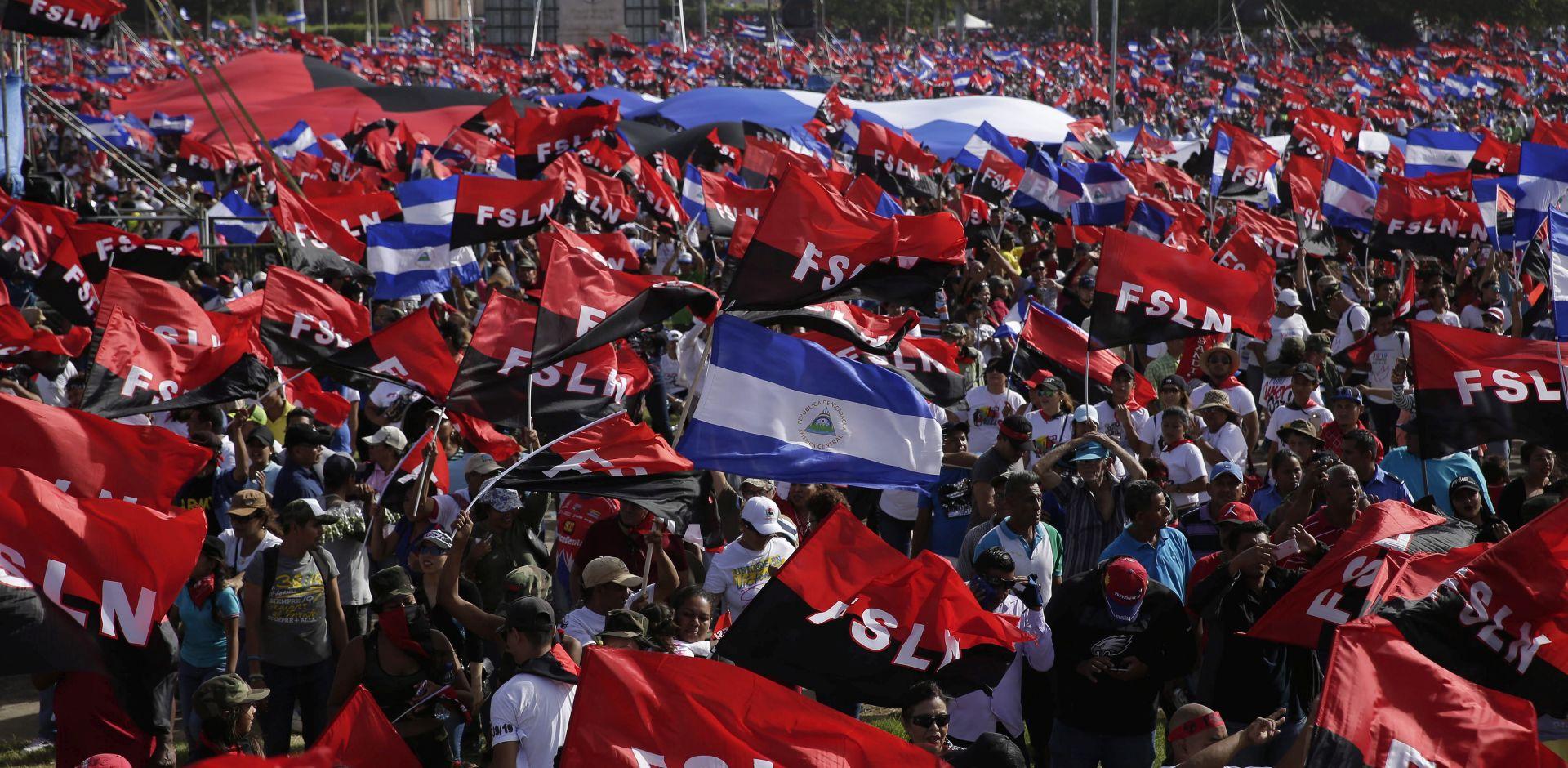 U Nikaragvi dijalog visi o koncu