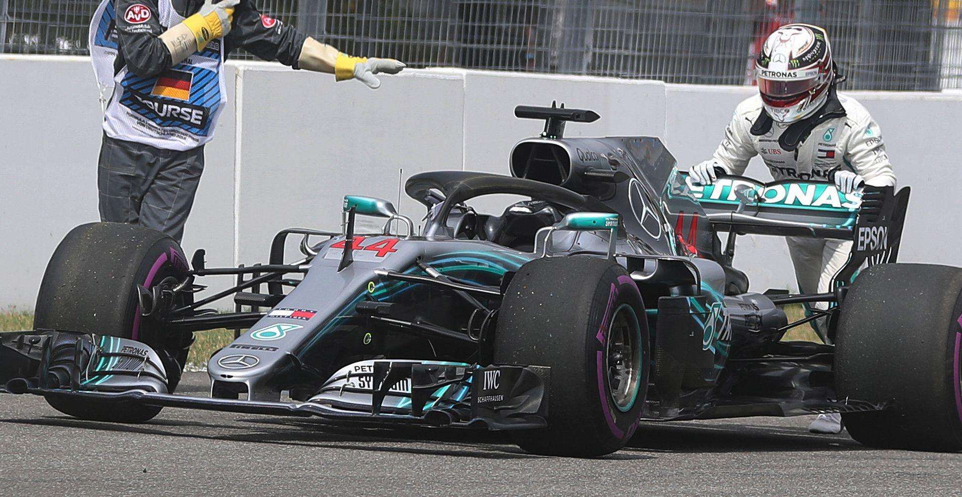 FORMULA Hamilton do pobjede sa 14. startne pozicije