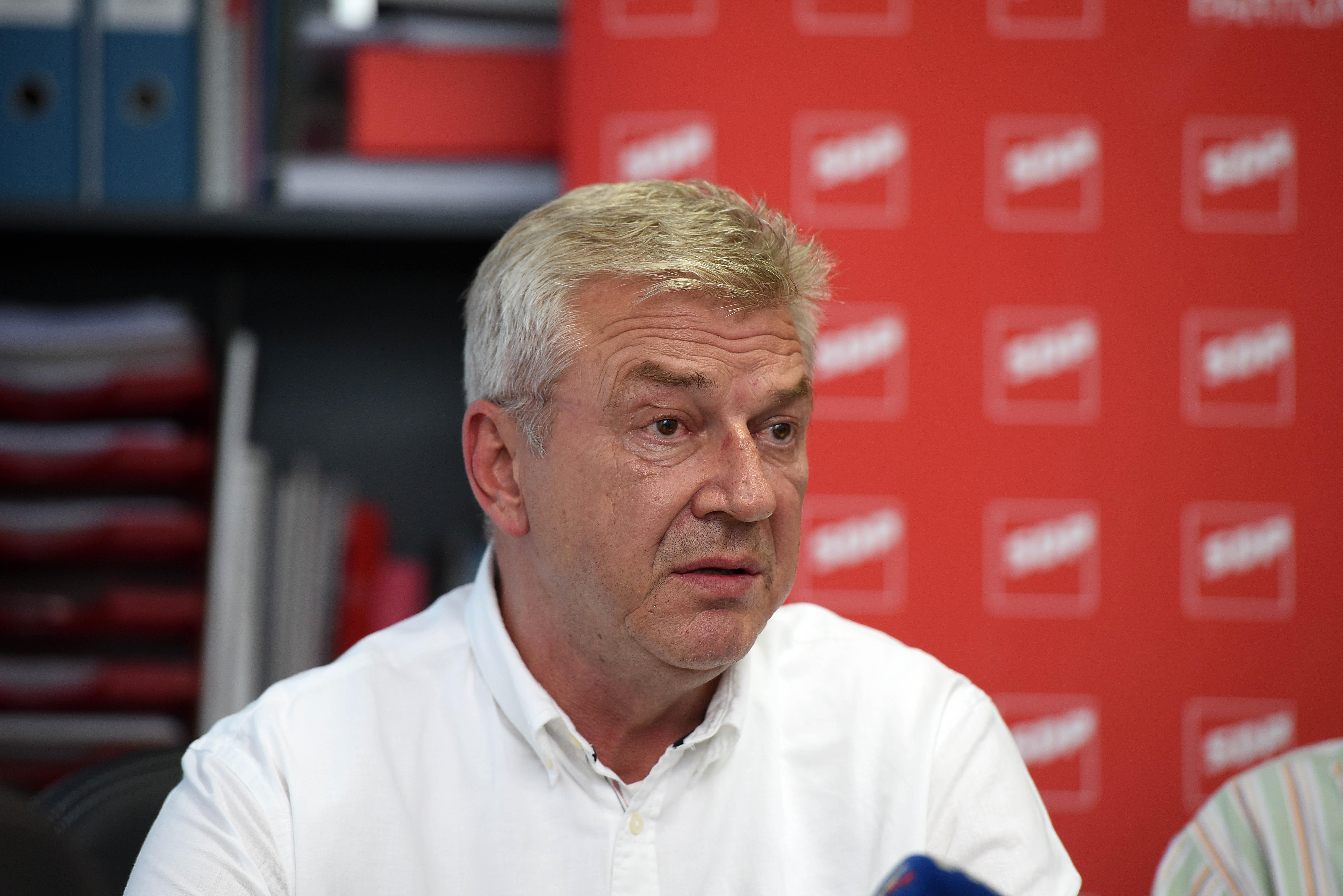 """OSTOJIĆ SDP-ovoj središnjici """"Nećete s Dalmacijom tako lako"""""""