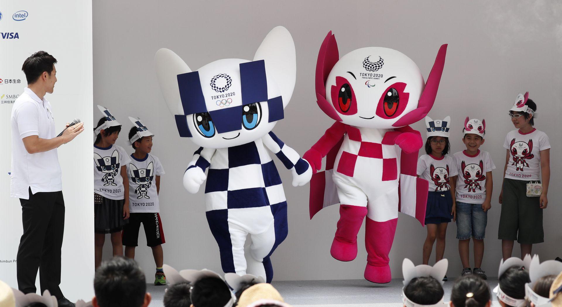 TOKIO 2020 Kasne radovi na dva borilišta