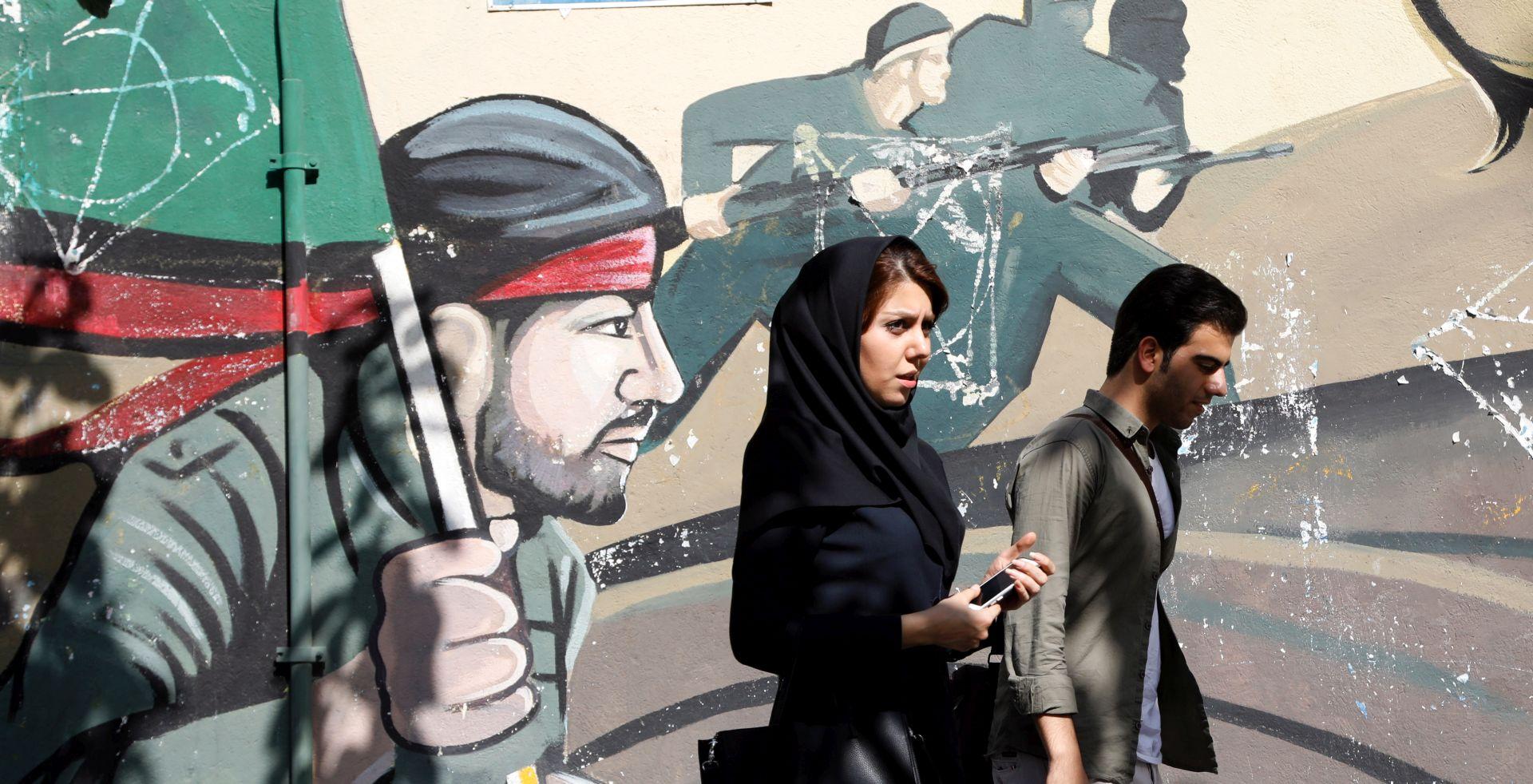 Iran će odgovoriti istim mjerama ako SAD blokira izvoz njegove nafte