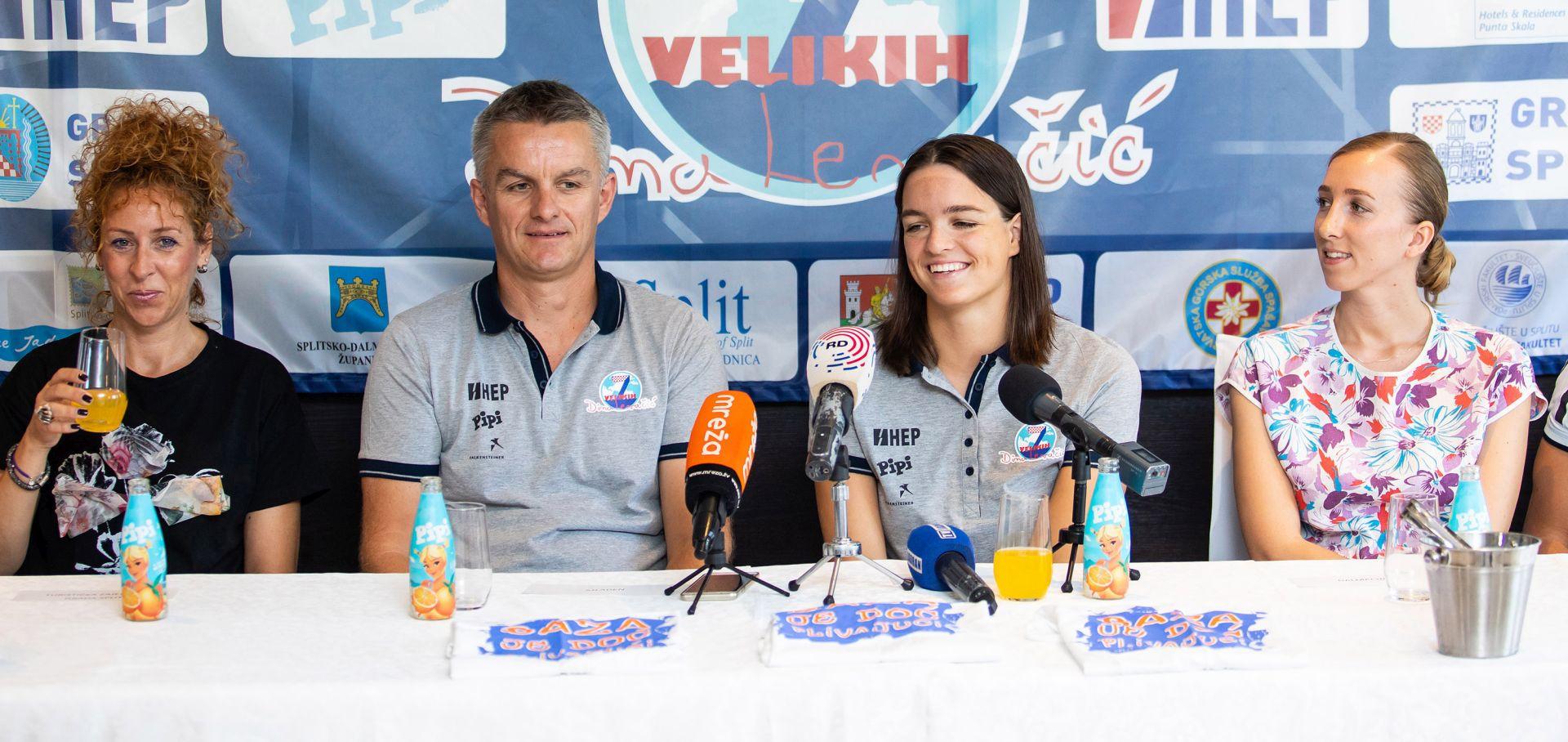 OD VISA DO SPLITA Dina Levačić spremna za novi plivački pothvat