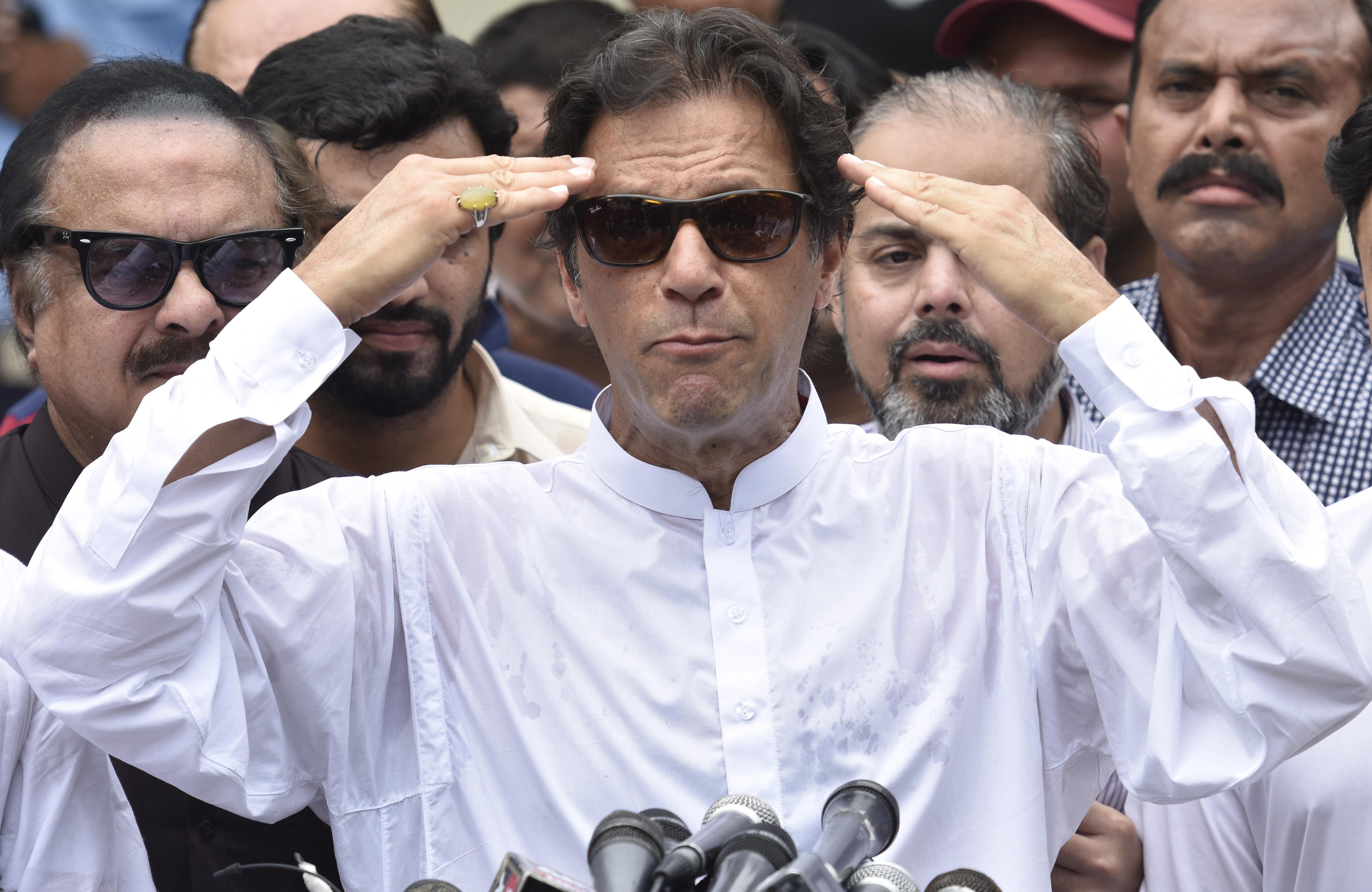 Protivnici Khanu priznali pobjedu na pakistanskim izborima