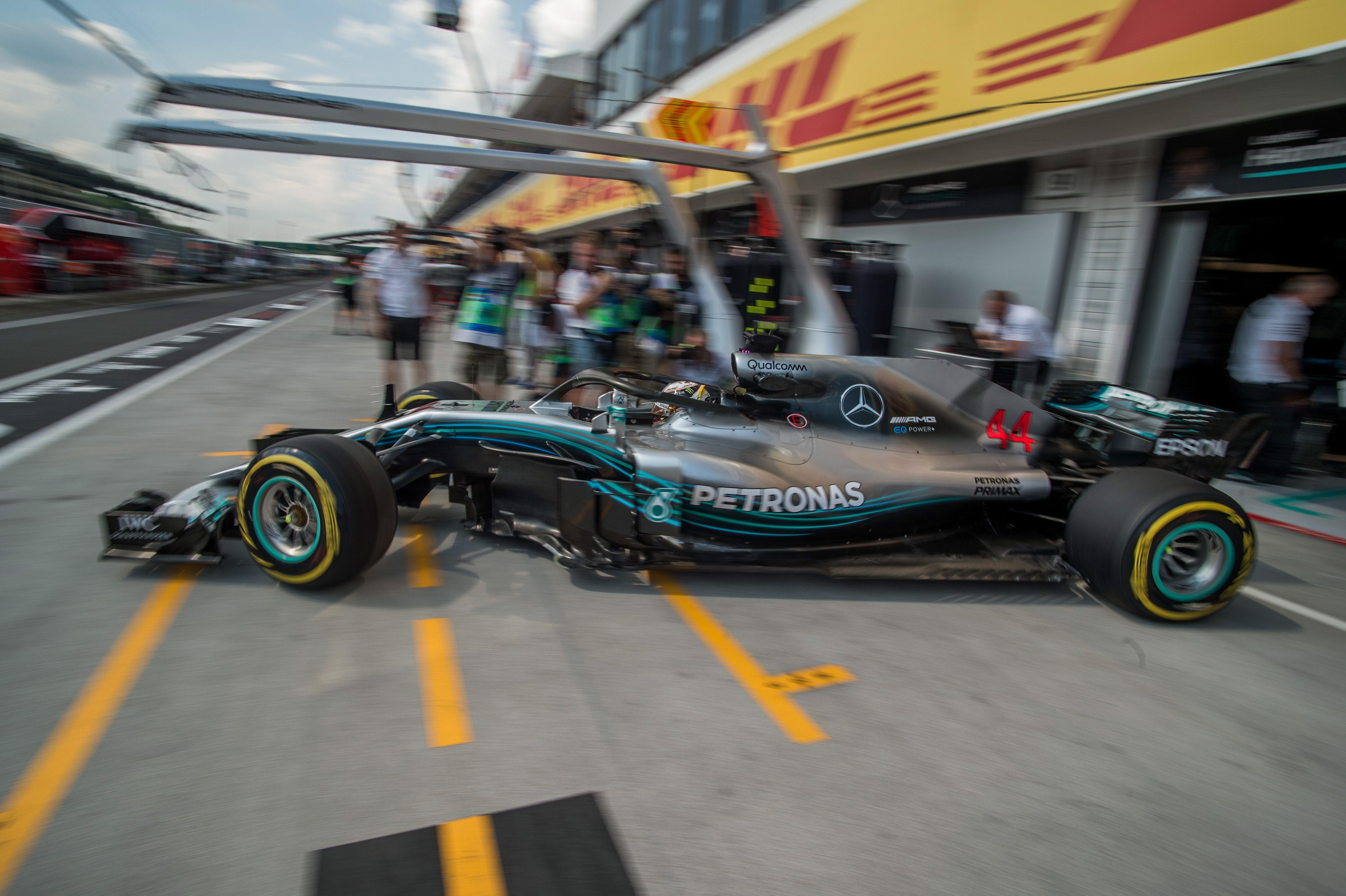 Hamilton najbrži u kvalifikacijama za VN Belgije