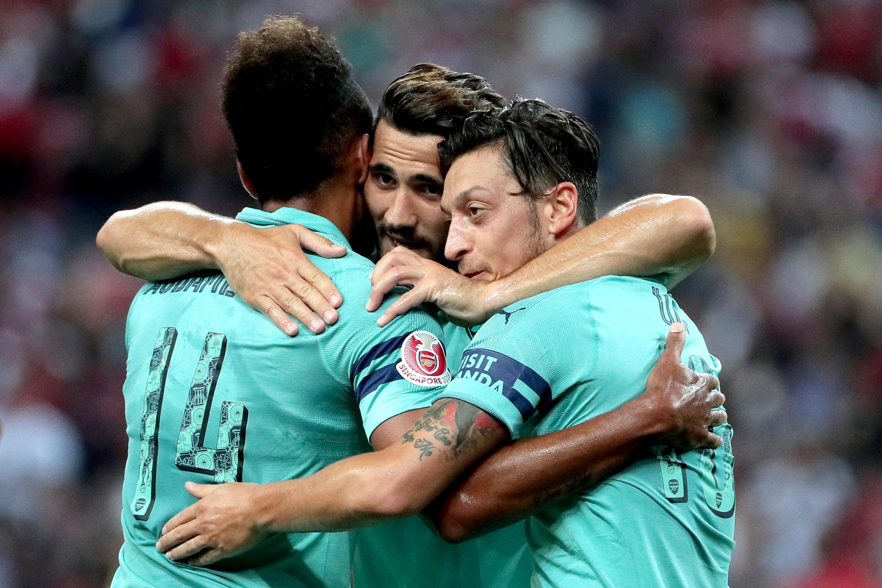 Arsenal deklasirao PSG 5:1