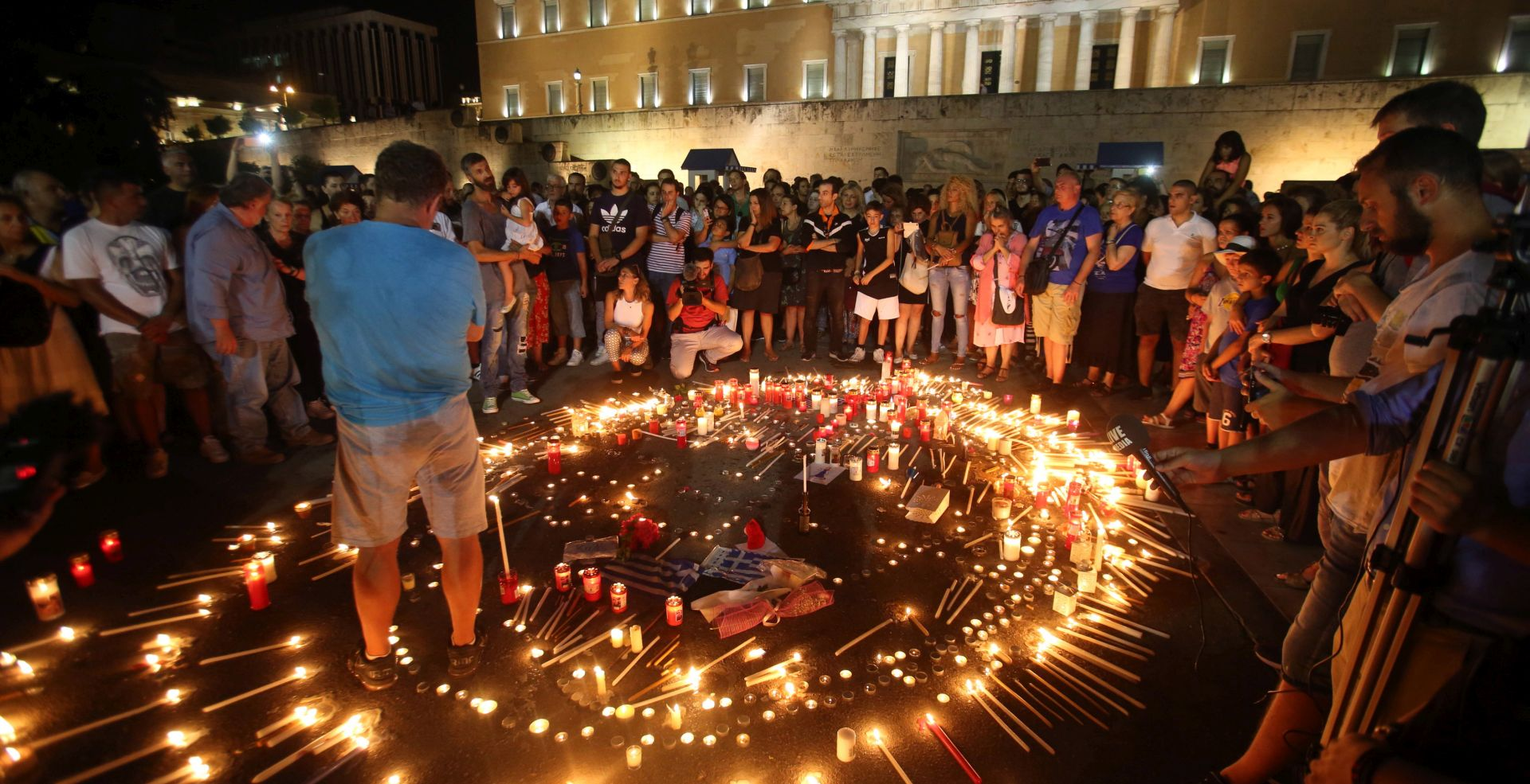 POŽARI U GRČKOJ Broj žrtava popeo se na 93