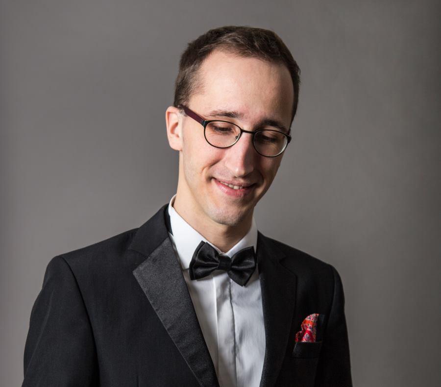 Mladi hrvatski pijanist Lovre Marušić predstavlja Međunarodni festival komorne glazbe OSTINATO