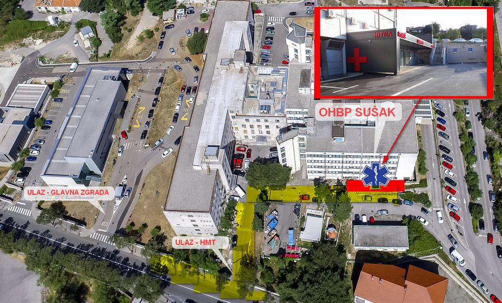 Otvoren novi hitni trakt KBC Rijeka na Sušaku