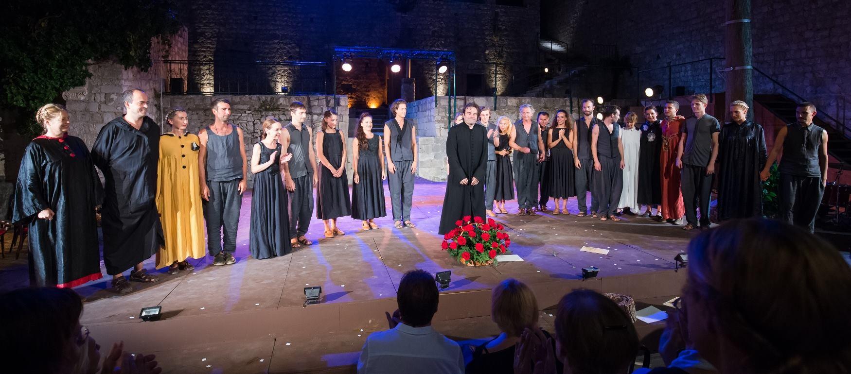 Predstava 'Marin Držić – Viktorija od neprijatelja' potvrdila status festivalske uspješnice