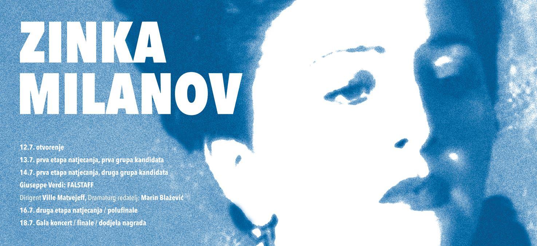 Međunarodno natjecanje mladih opernih pjevača 'Zinka Milanov'