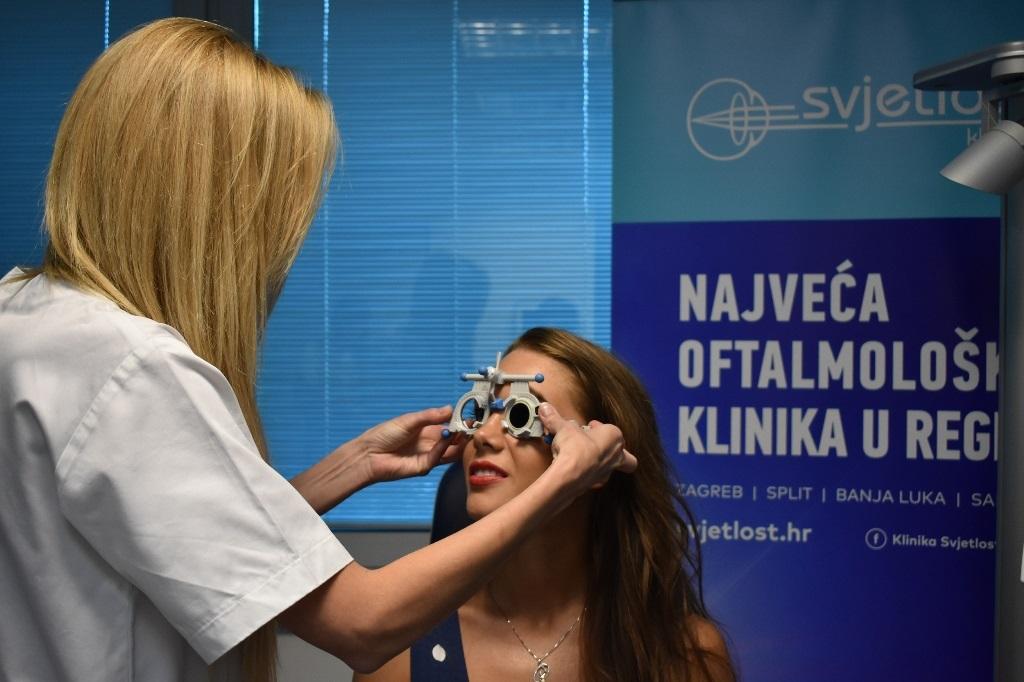 Do savršenog vida uz 30 posto popusta u Klinici Svjetlost
