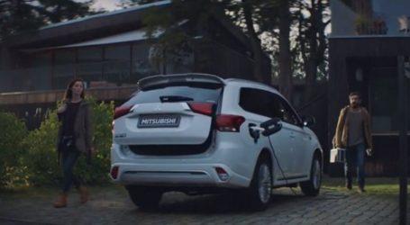 VIDEO: Novi Mitsubishi Outlander PHEV stigao u Europu
