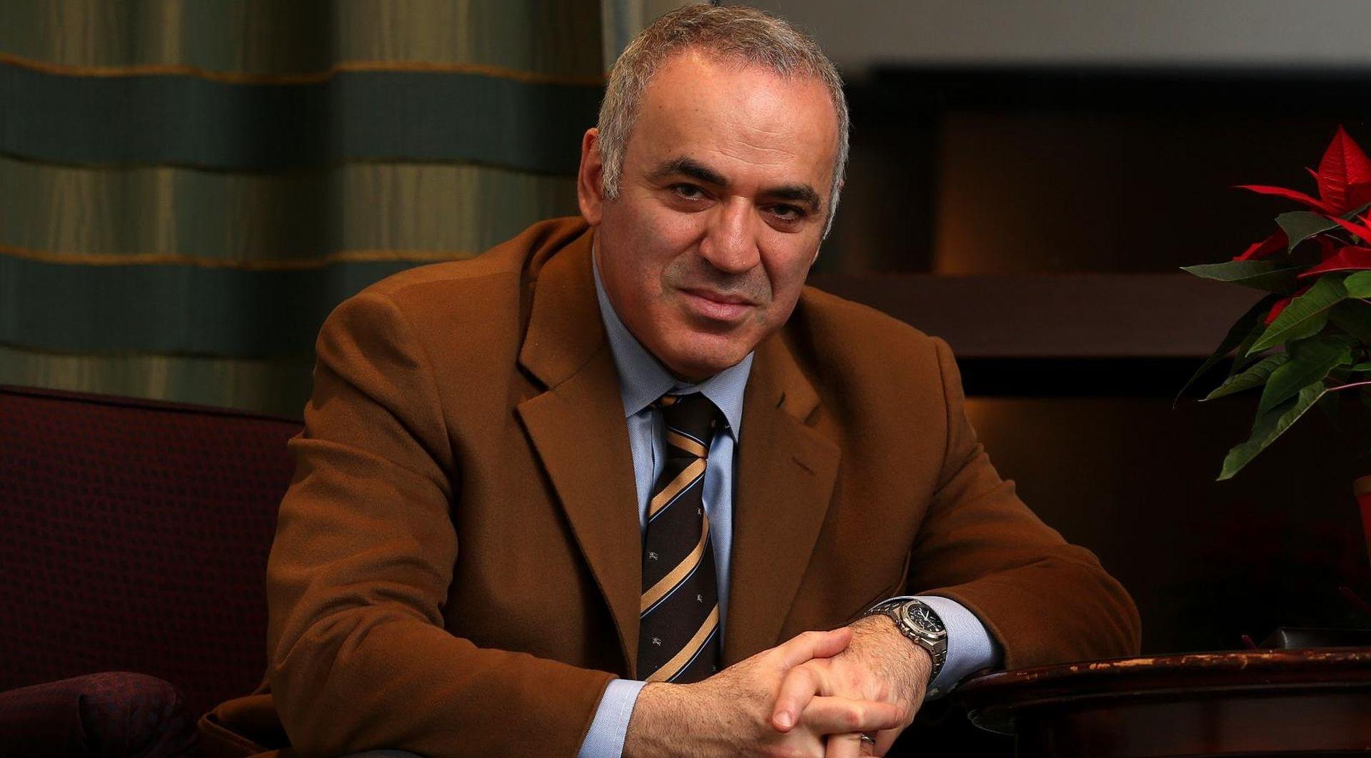 FELJTON: Šahovski prvak protiv Putina