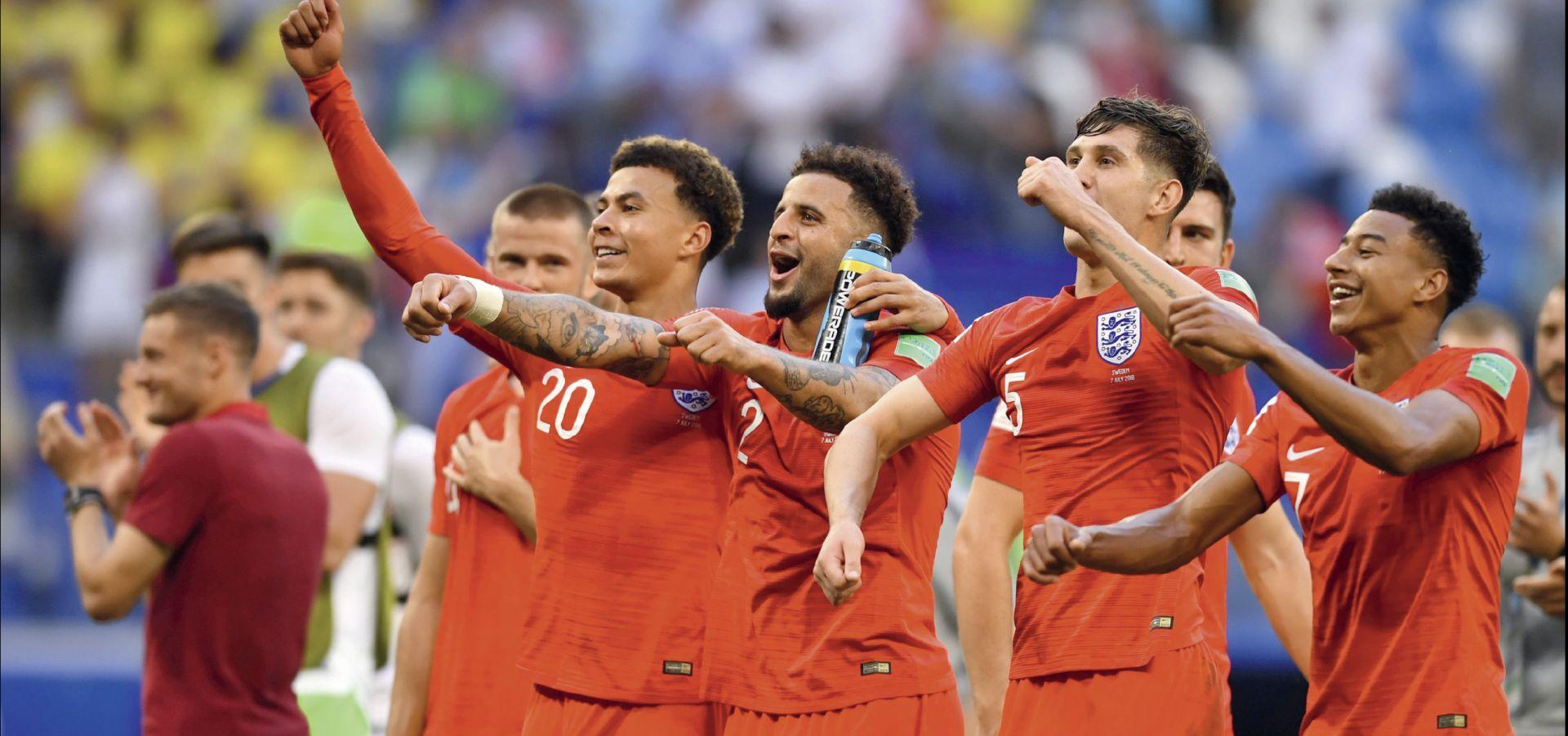 Mlada generacija koja može skinuti stigmu vječnih gubitnika s engleskog nogometa