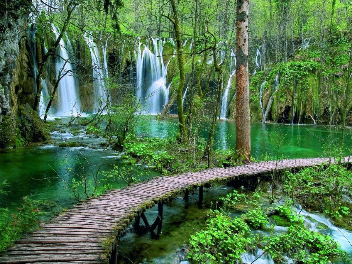 Otvoren novi panoramski vidikovac u Nacionalnom parku Plitvička jezera