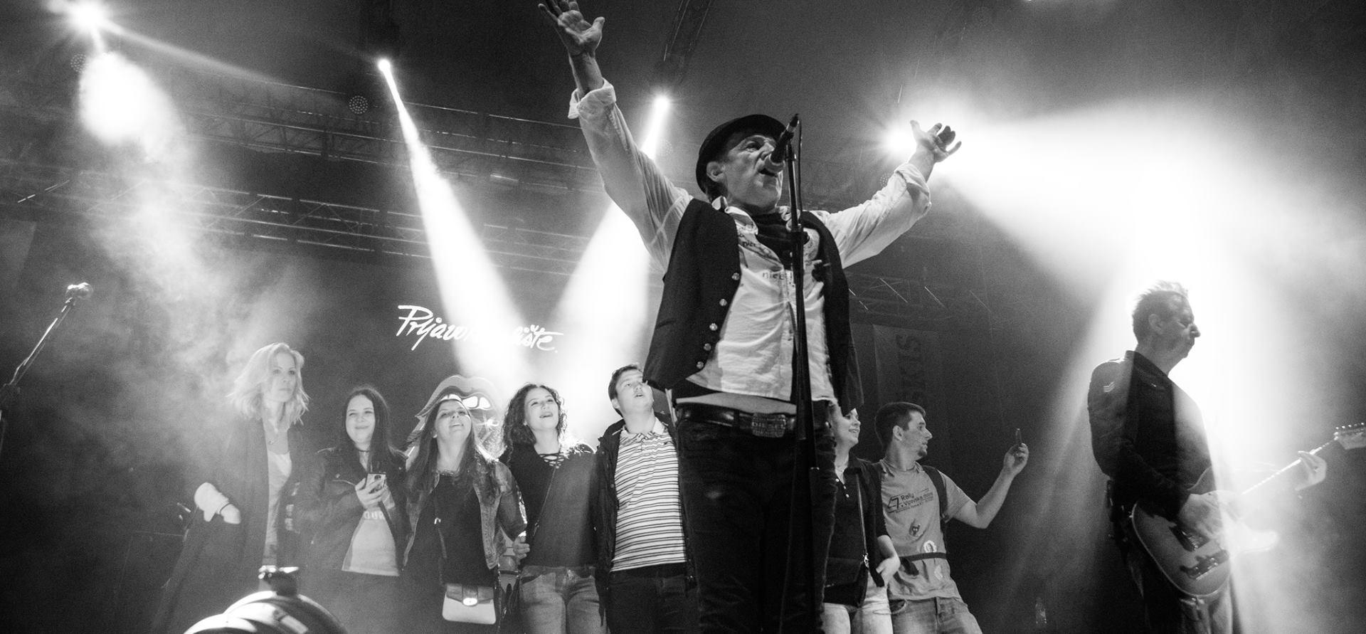 Završnica velike turneje 'Prljavog kazališta' na Ljetnoj pozornici u Opatiji