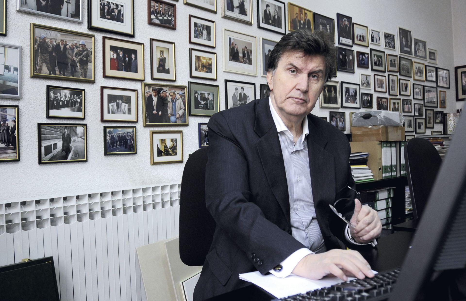"""GANIĆ """"Moje privatno sveučilište u Sarajevu bolje je od svih ostalih u regiji"""""""