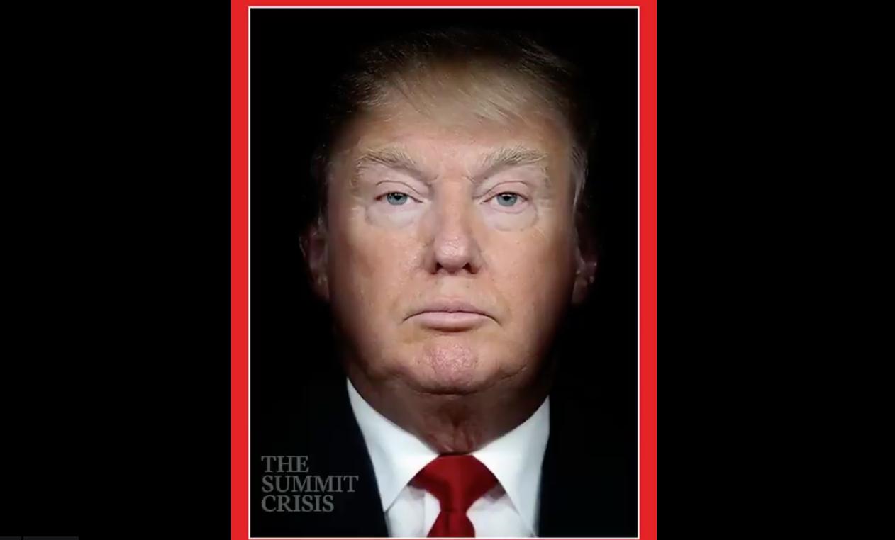 TIME na novoj naslovnici spojio Putina i Trumpa