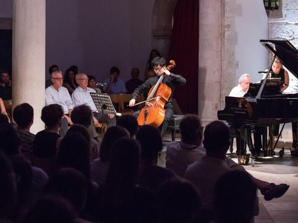 Yuya Okamoto i Robert Kulek otvorili koncertnu sezonu 69. Dubrovačkih ljetnih igara